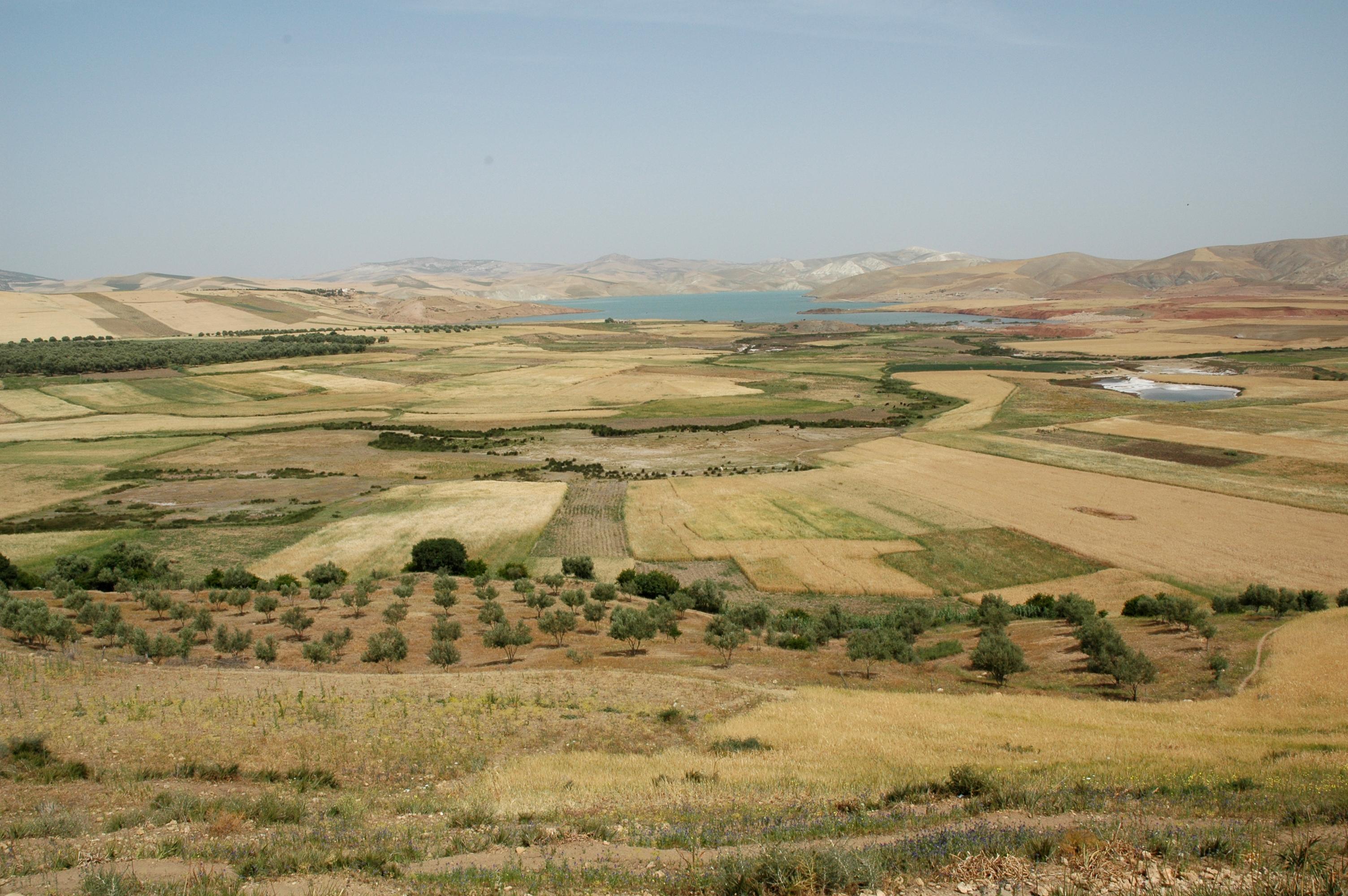 CHAOUEN lac vers Meknes