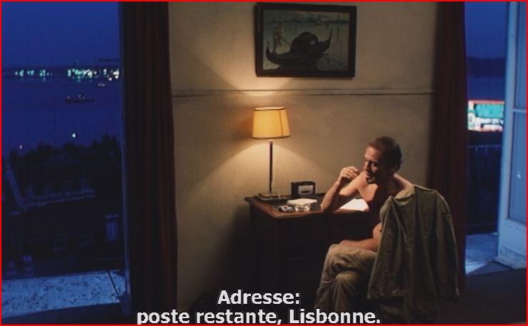 DLVB Poste restante Lisbonne