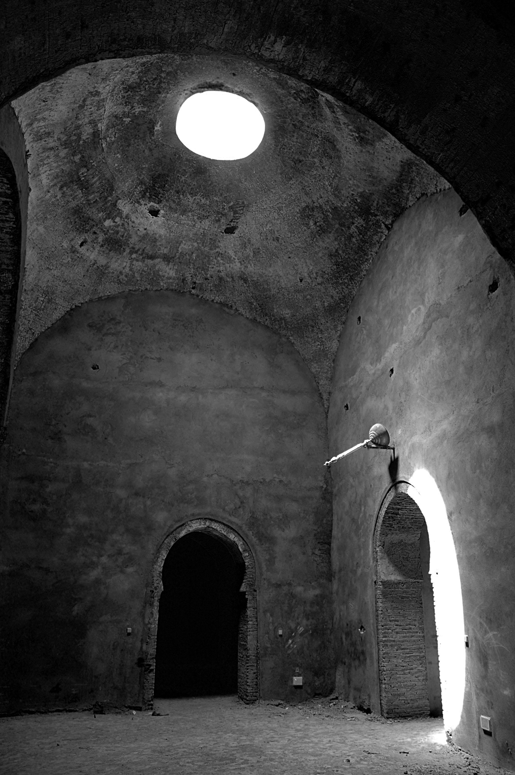 Maroc nord Meknes greniers