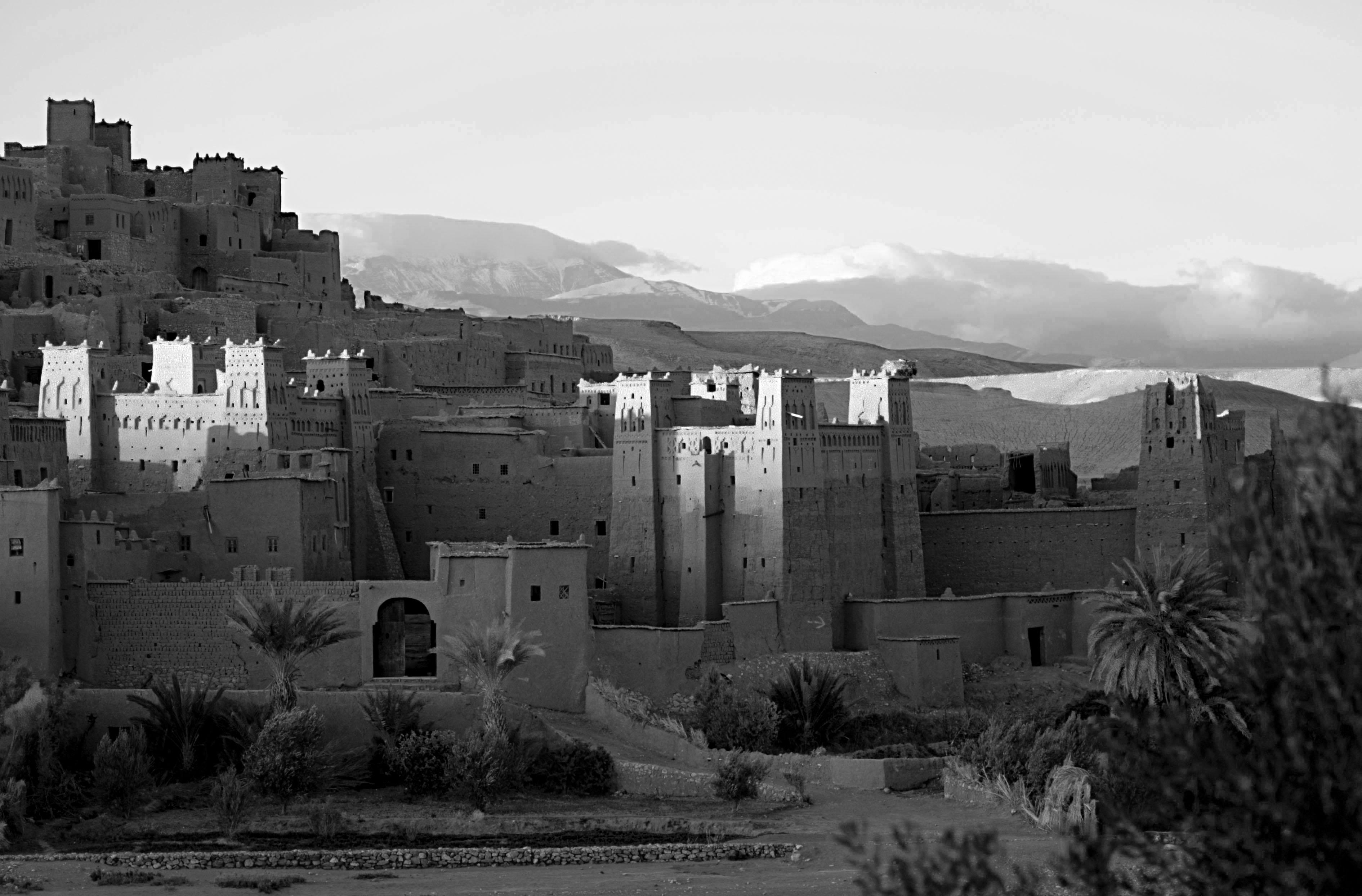 Maroc sud A_t Benhaddou