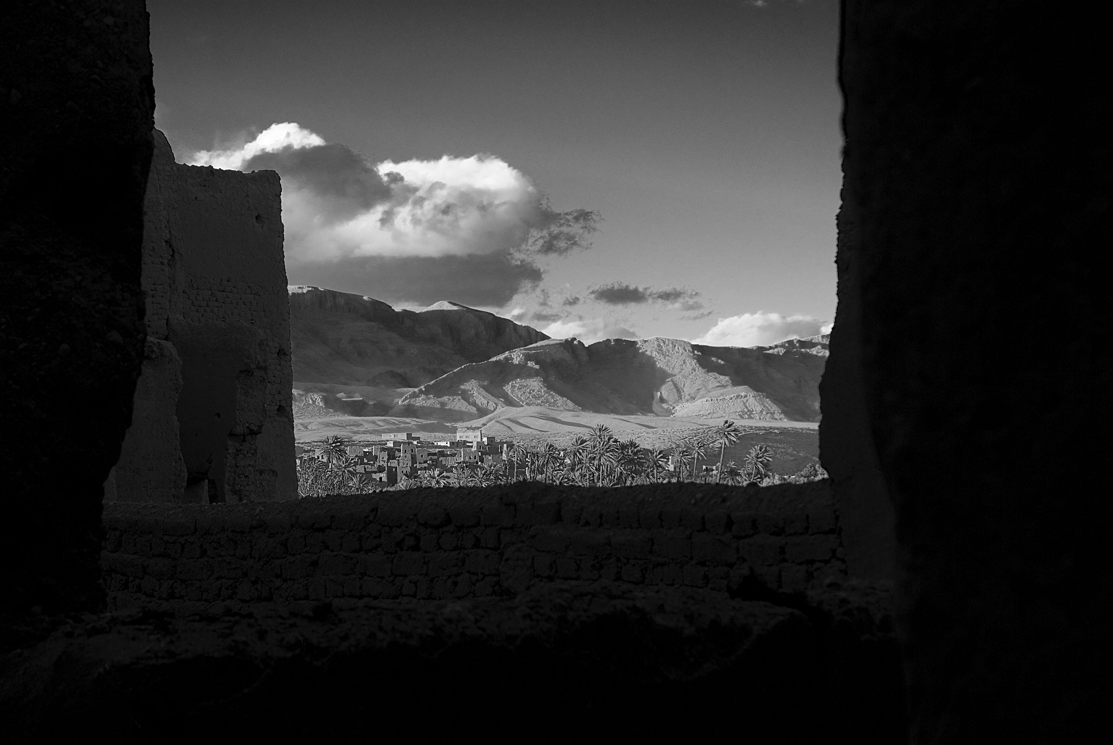 Maroc sud Tineghir 1