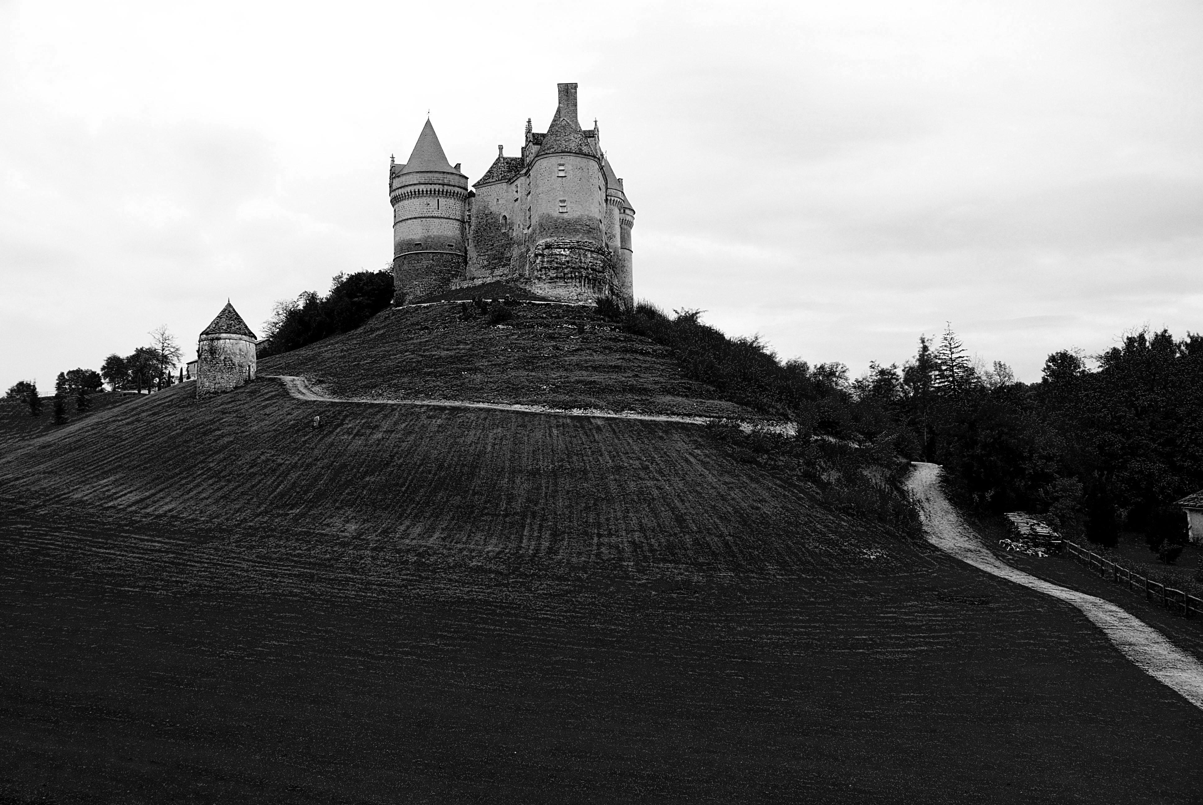 Périgord noir Chateau