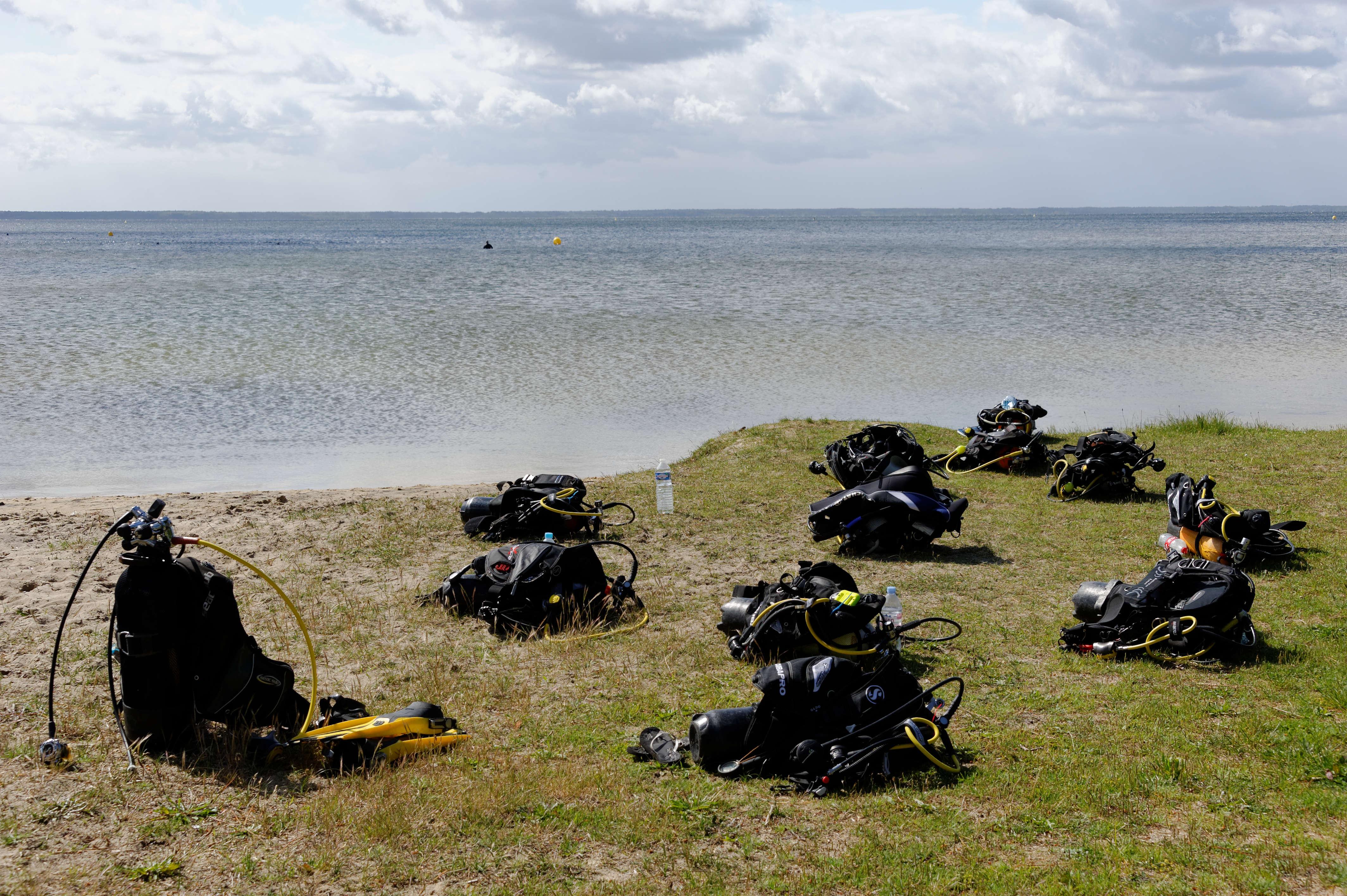 2005_lac  de CAZAUX
