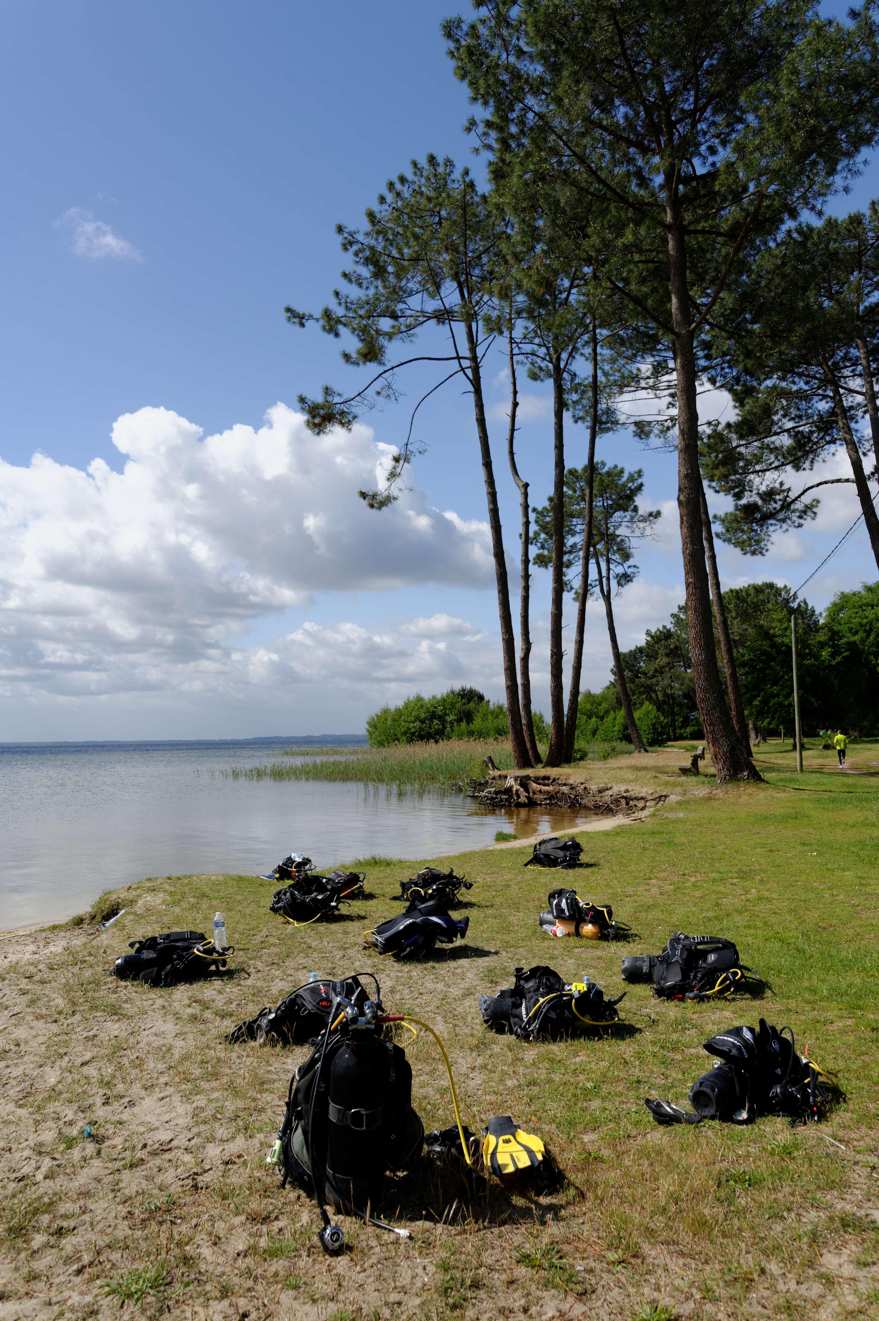 2006_lac  de CAZAUX