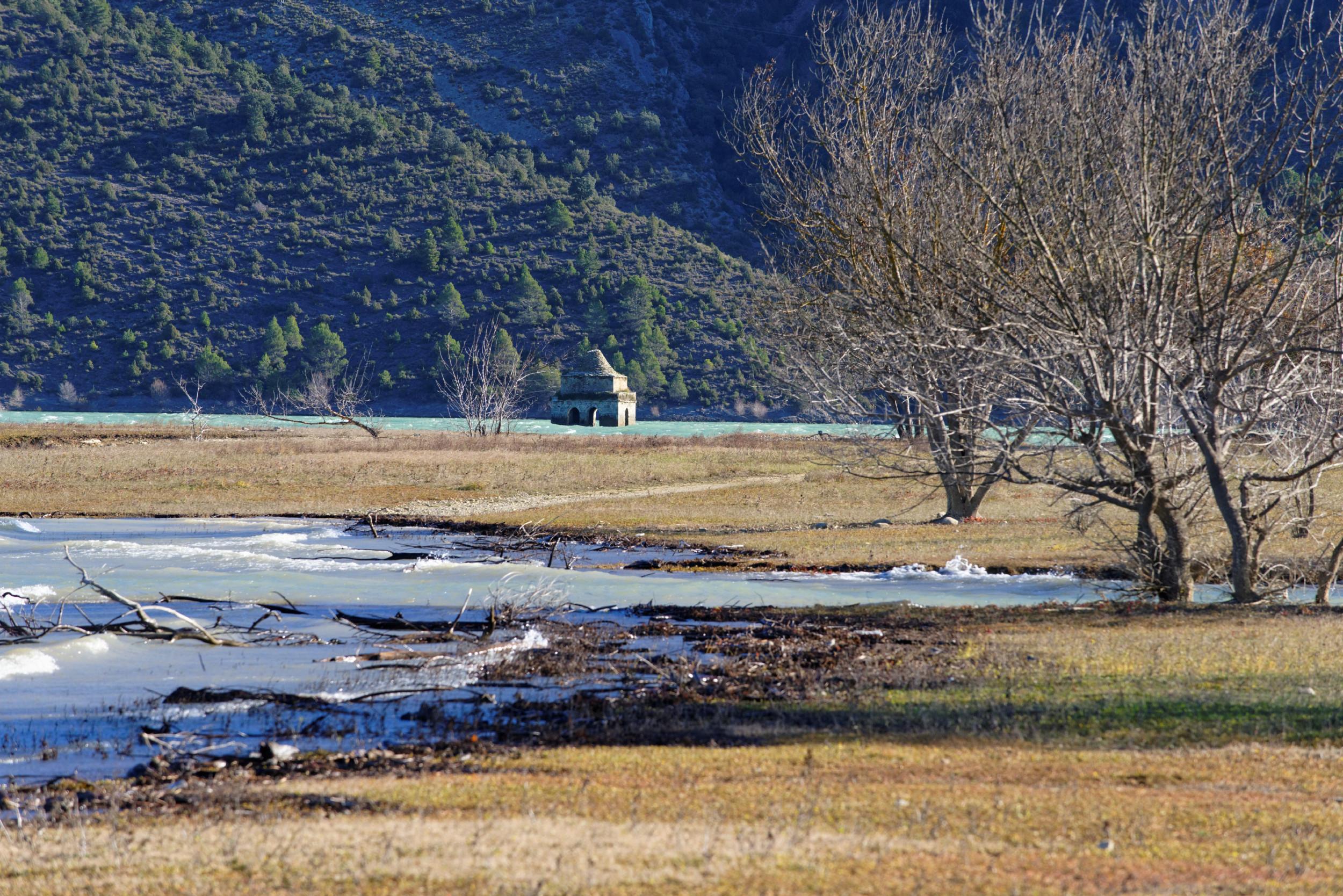 141209-Lac de Mediano (Sobrarbe) (23)