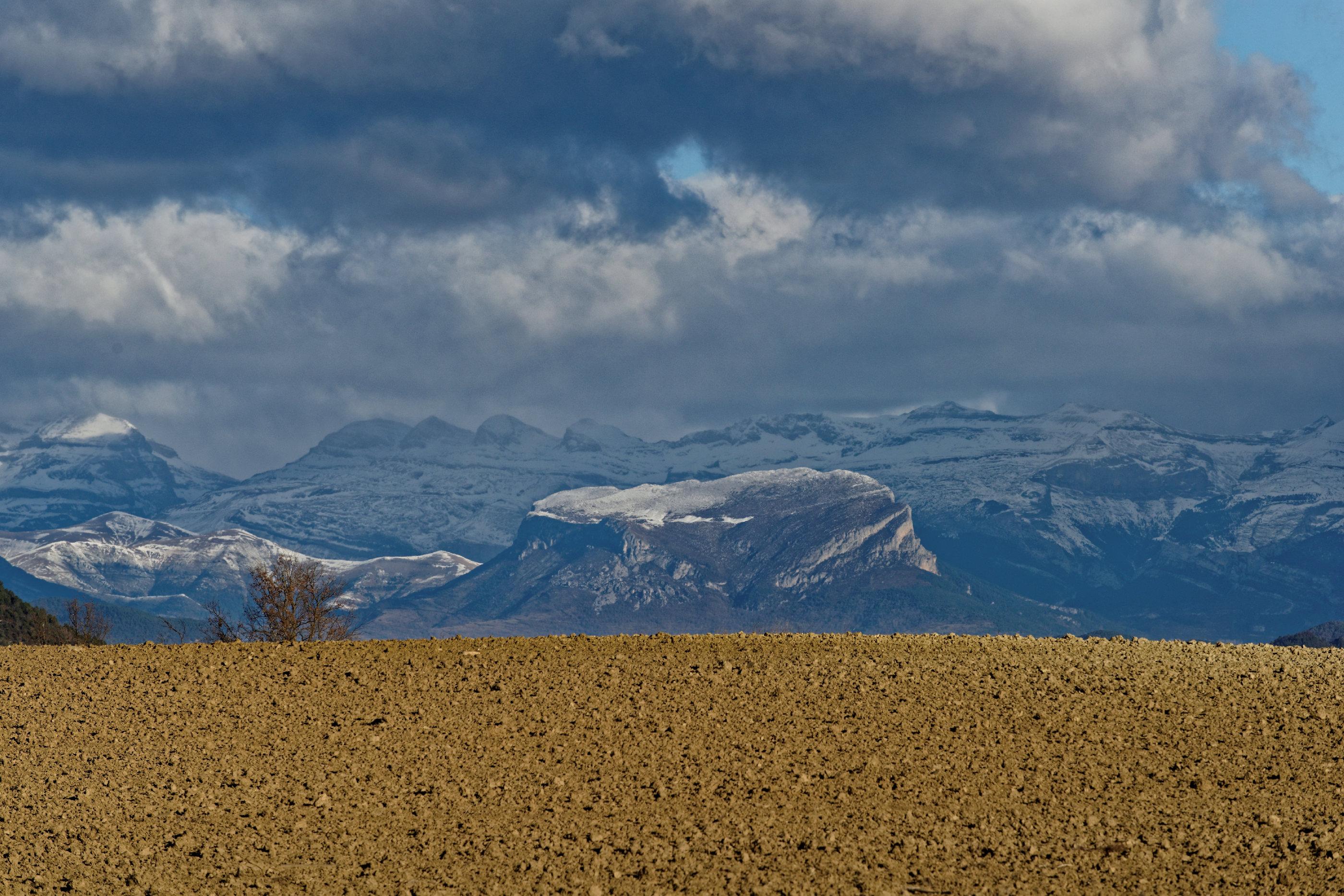 150126-Lac Mediano le matin (Sobrarbe) (10)