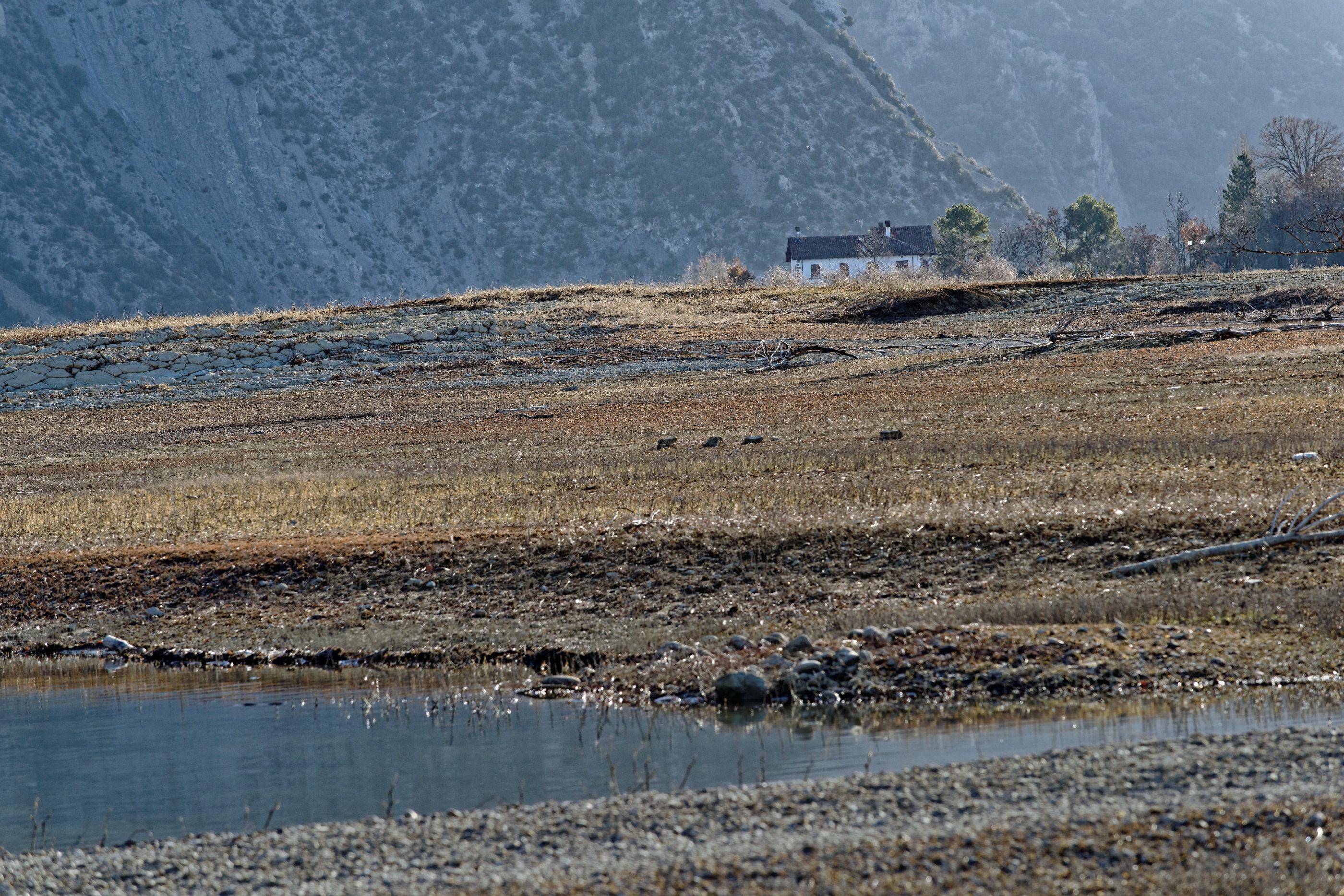 150126-Lac Mediano le matin (Sobrarbe) (17)