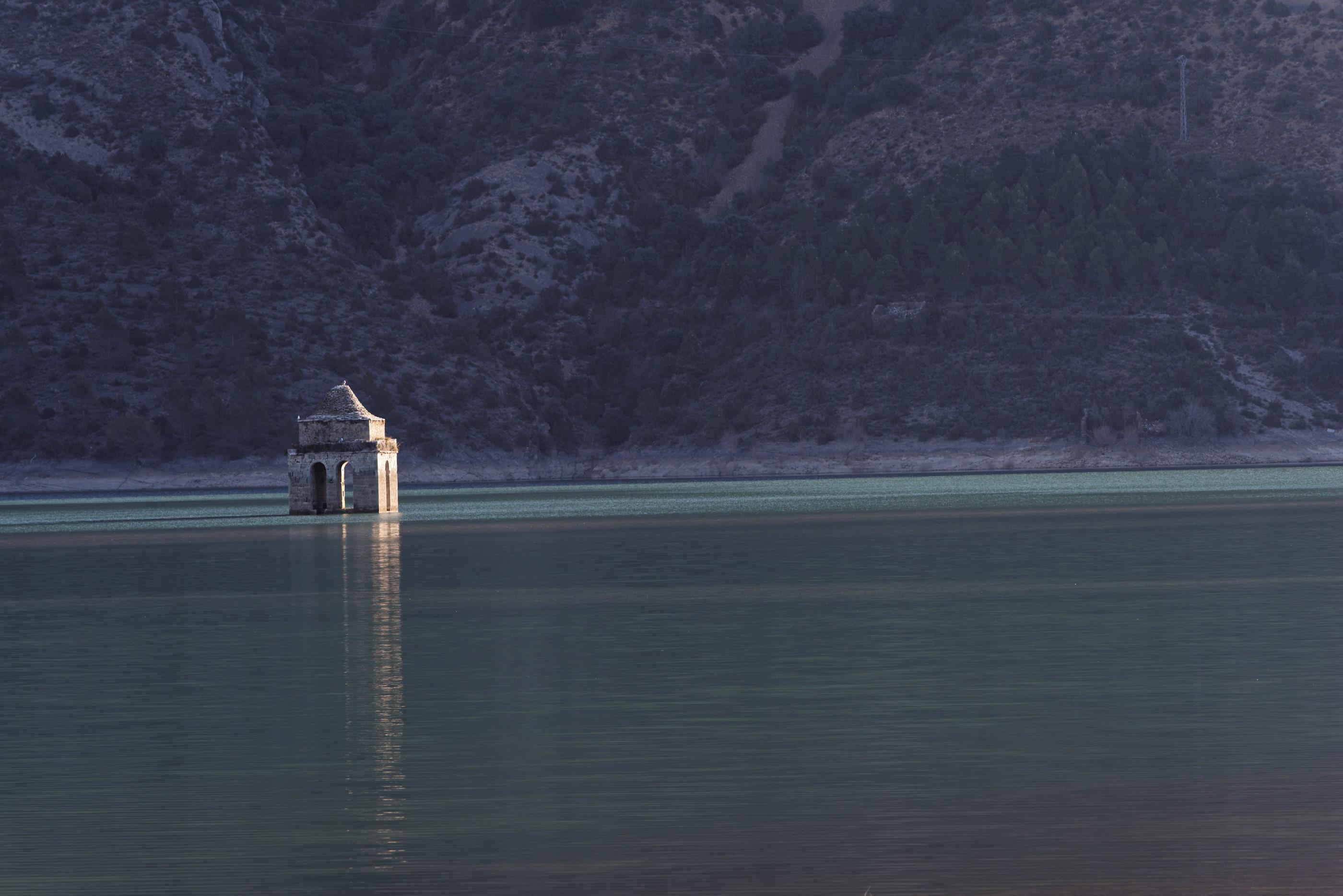 150126-Lac Mediano le matin (Sobrarbe) (21)