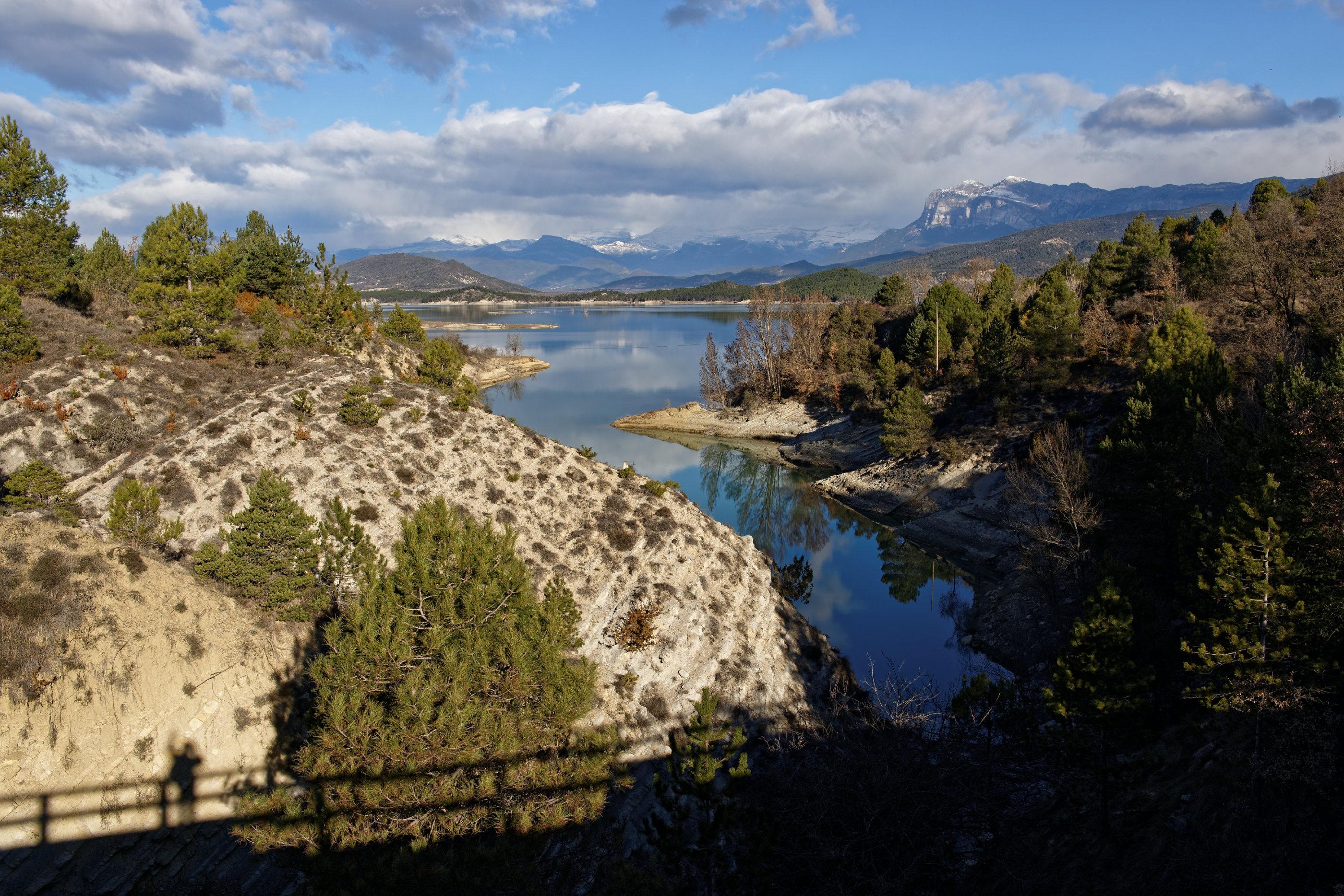 150126-Lac Mediano le matin (Sobrarbe) (28)
