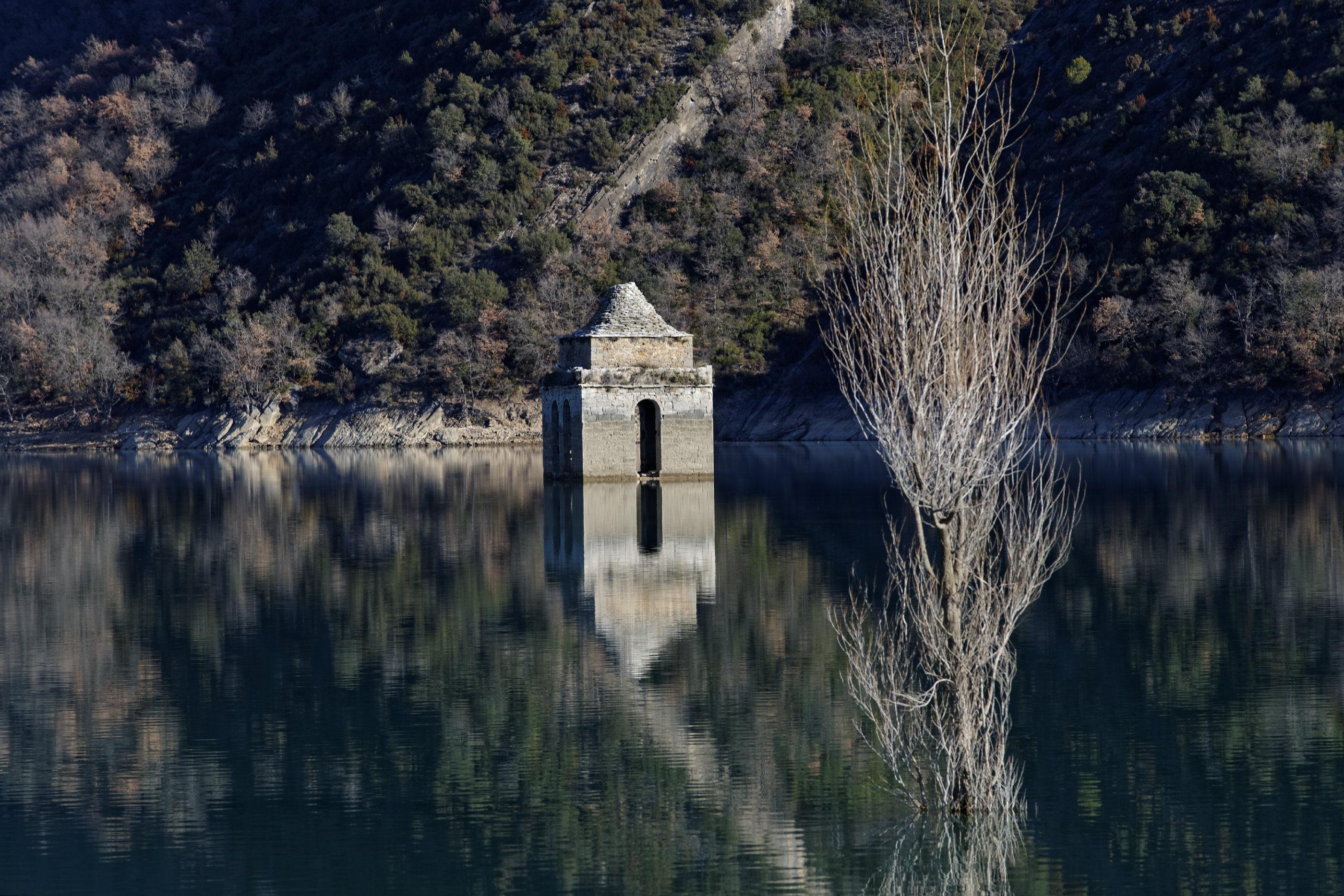 150126-Lac Mediano le matin (Sobrarbe) (33)
