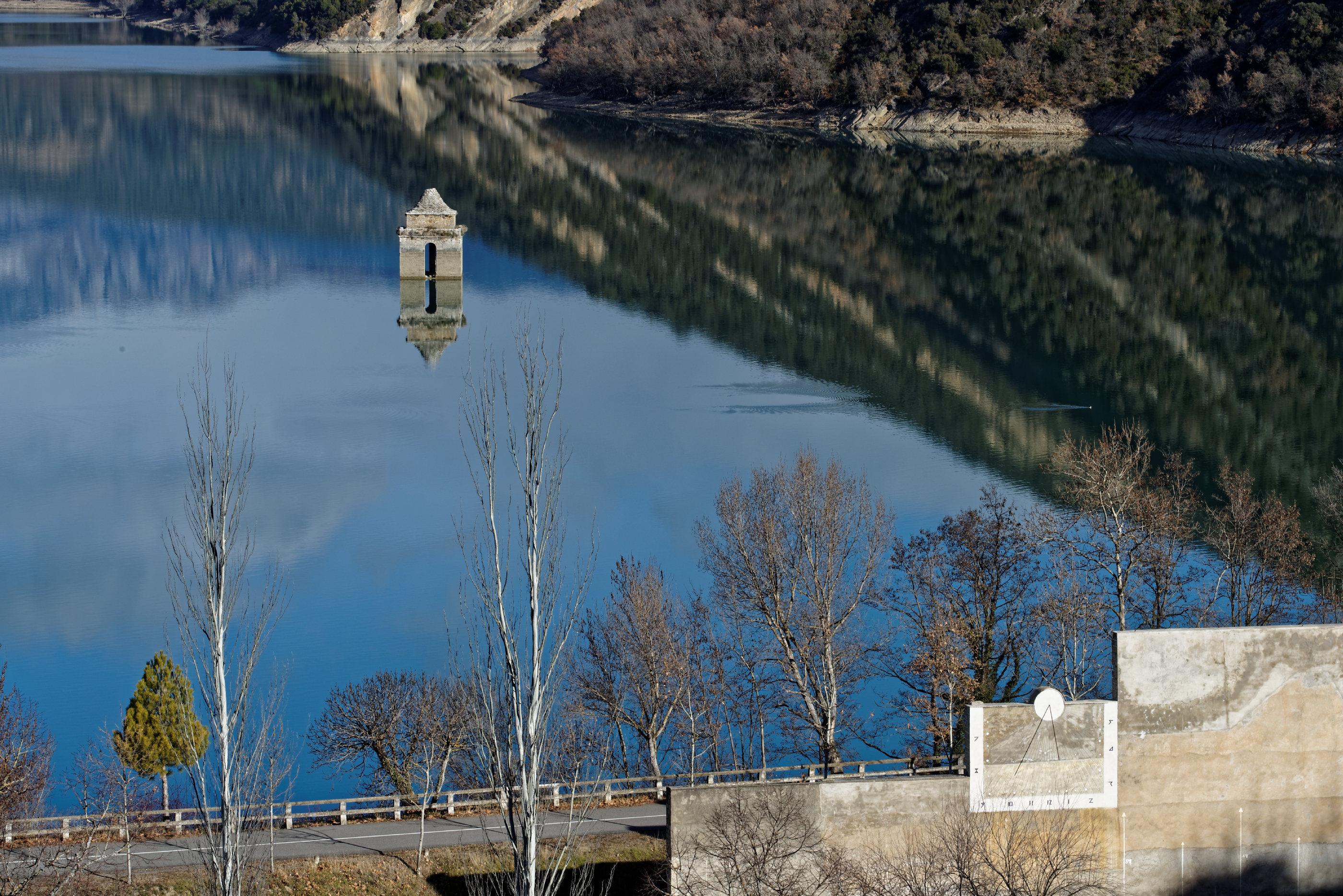 150126-Lac Mediano le matin (Sobrarbe) (35)