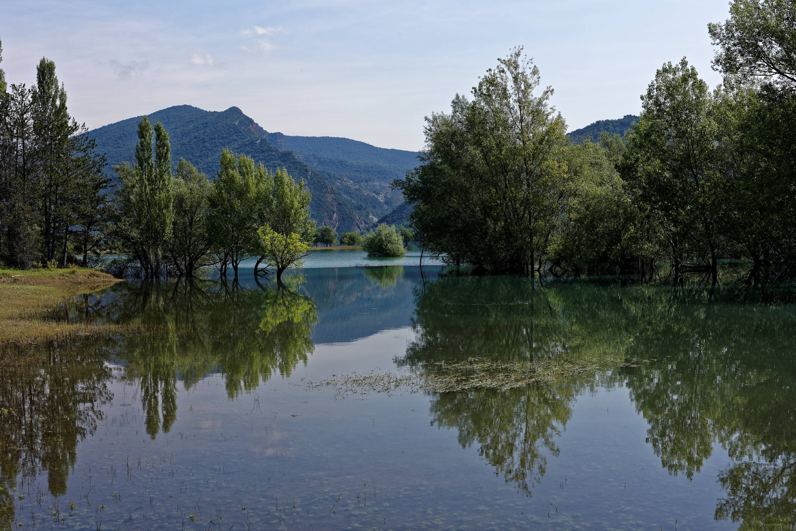 160702-Lac Mediano (Sobrarbe-Aragon) (18)