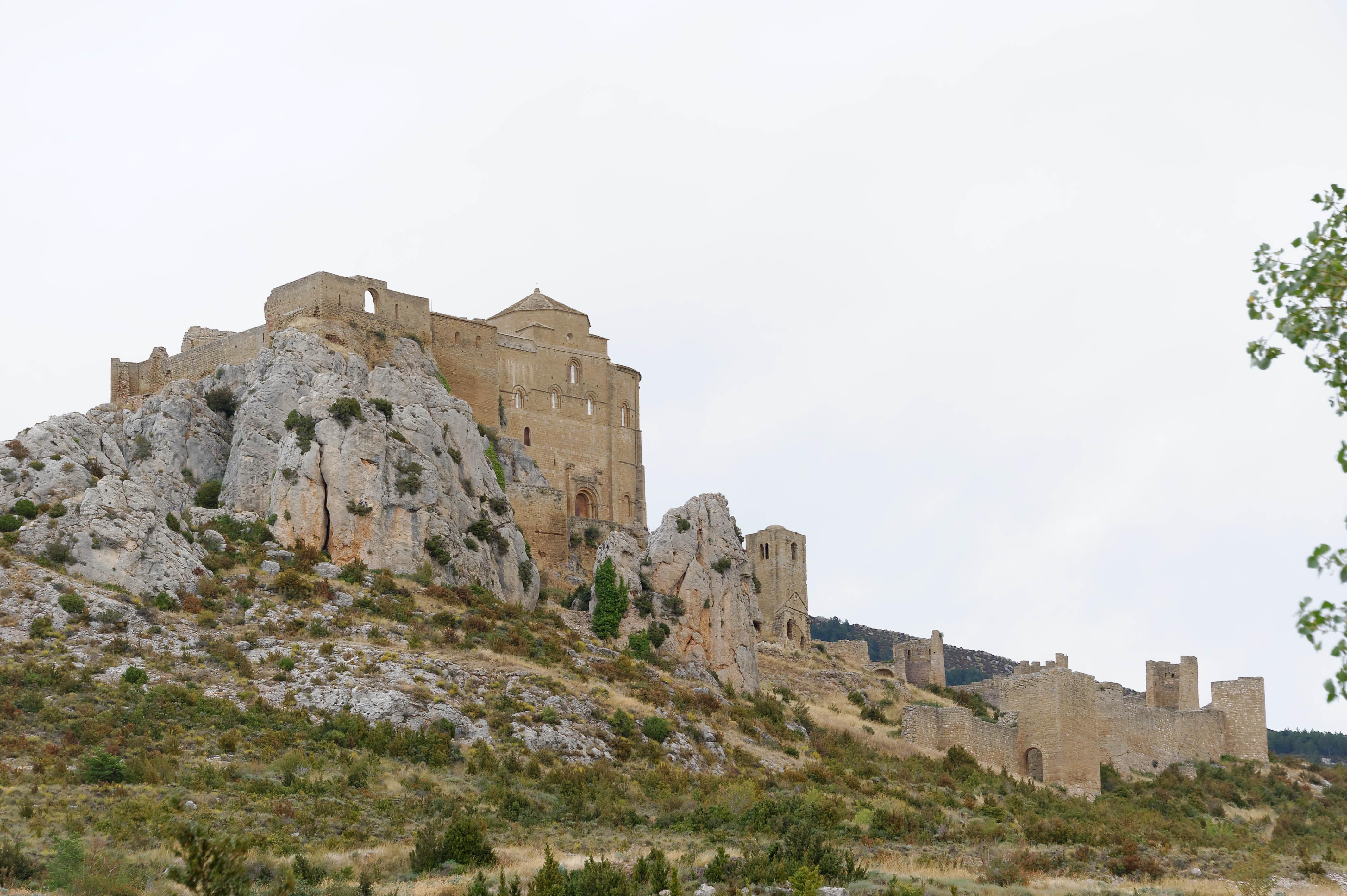 3639_Chateau de Loarre (Aragon)
