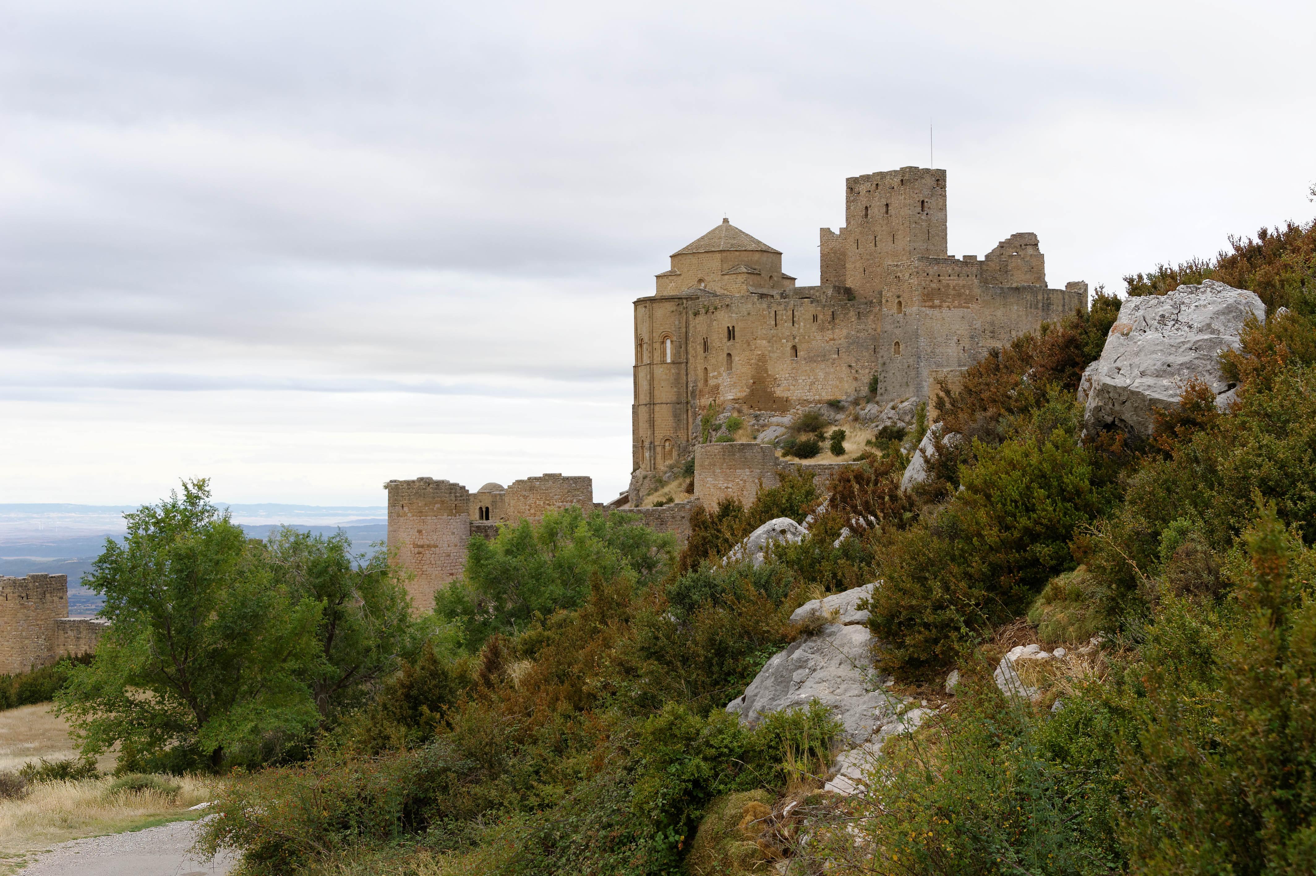 3649_Chateau de Loarre (Aragon)
