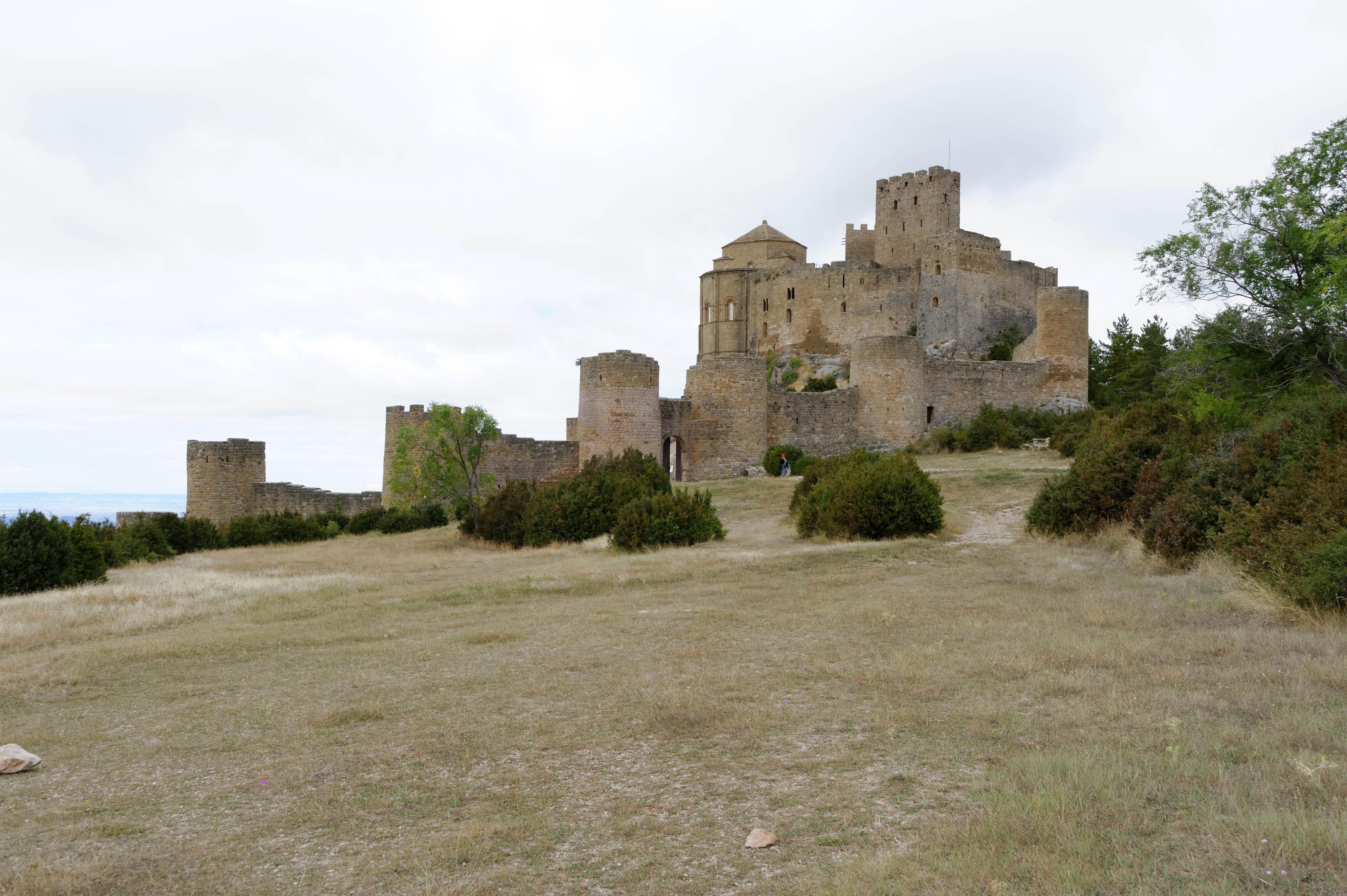3727_Chateau de Loarre (Aragon)