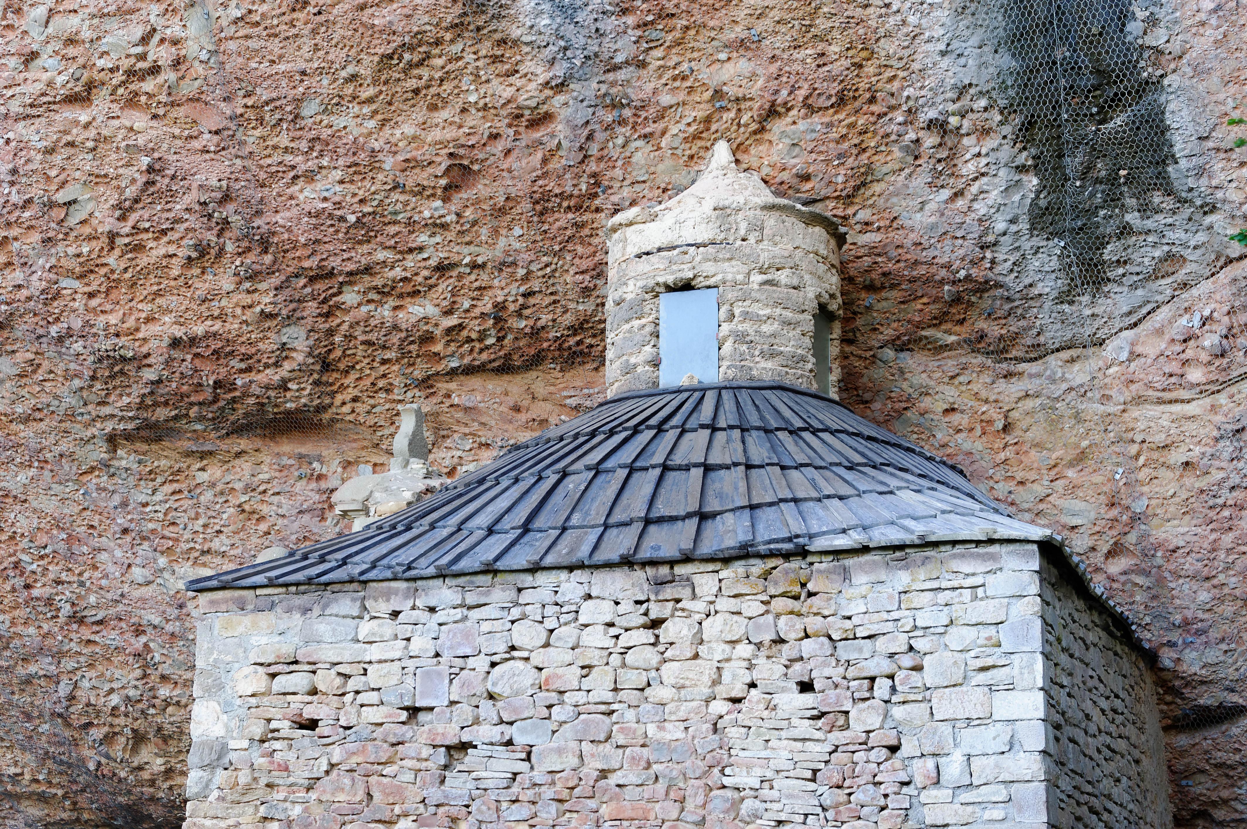3777_ancien  San Juan de la Pena (Aragon)