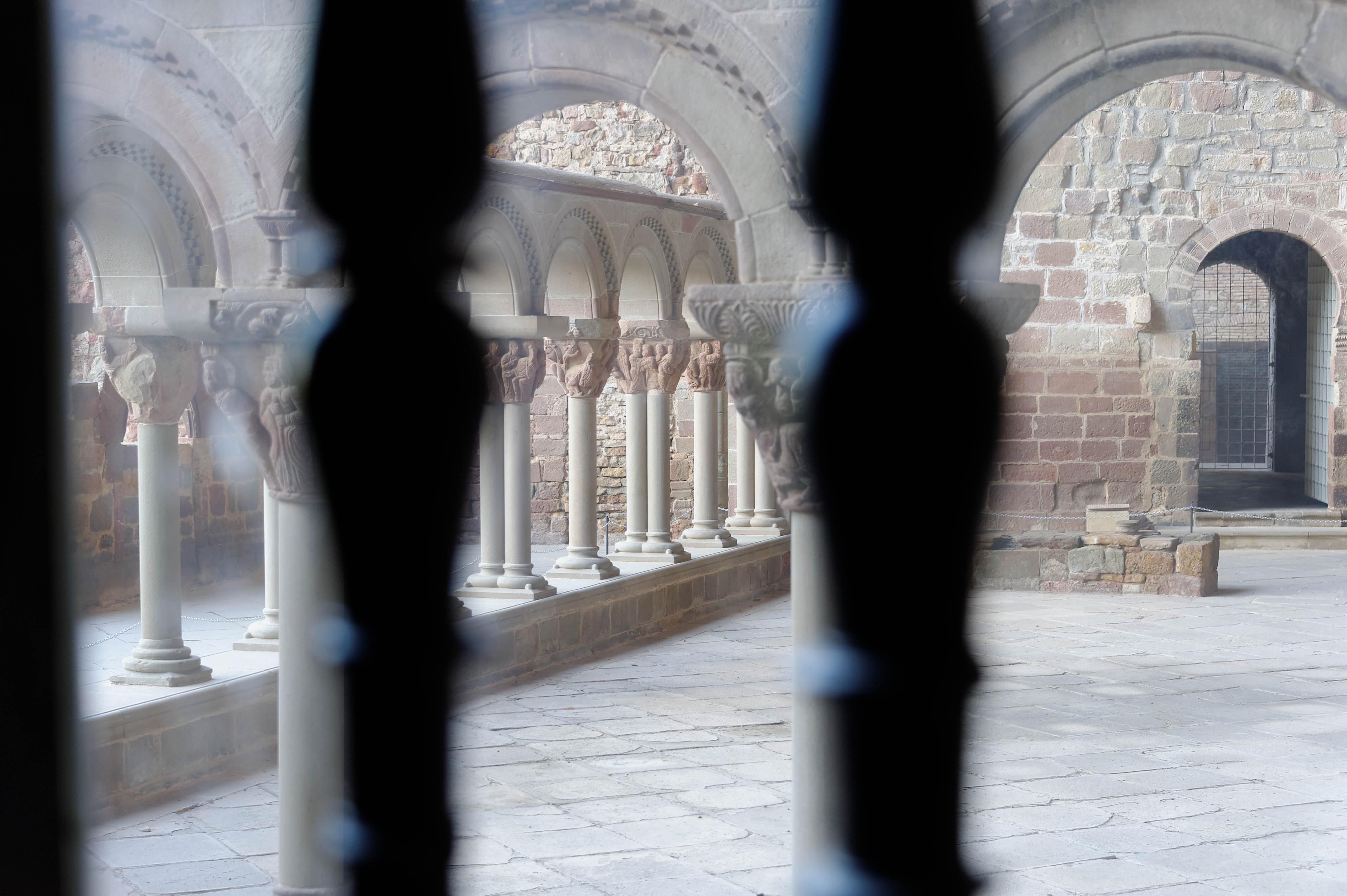 3778_ancien  San Juan de la Pena (Aragon)