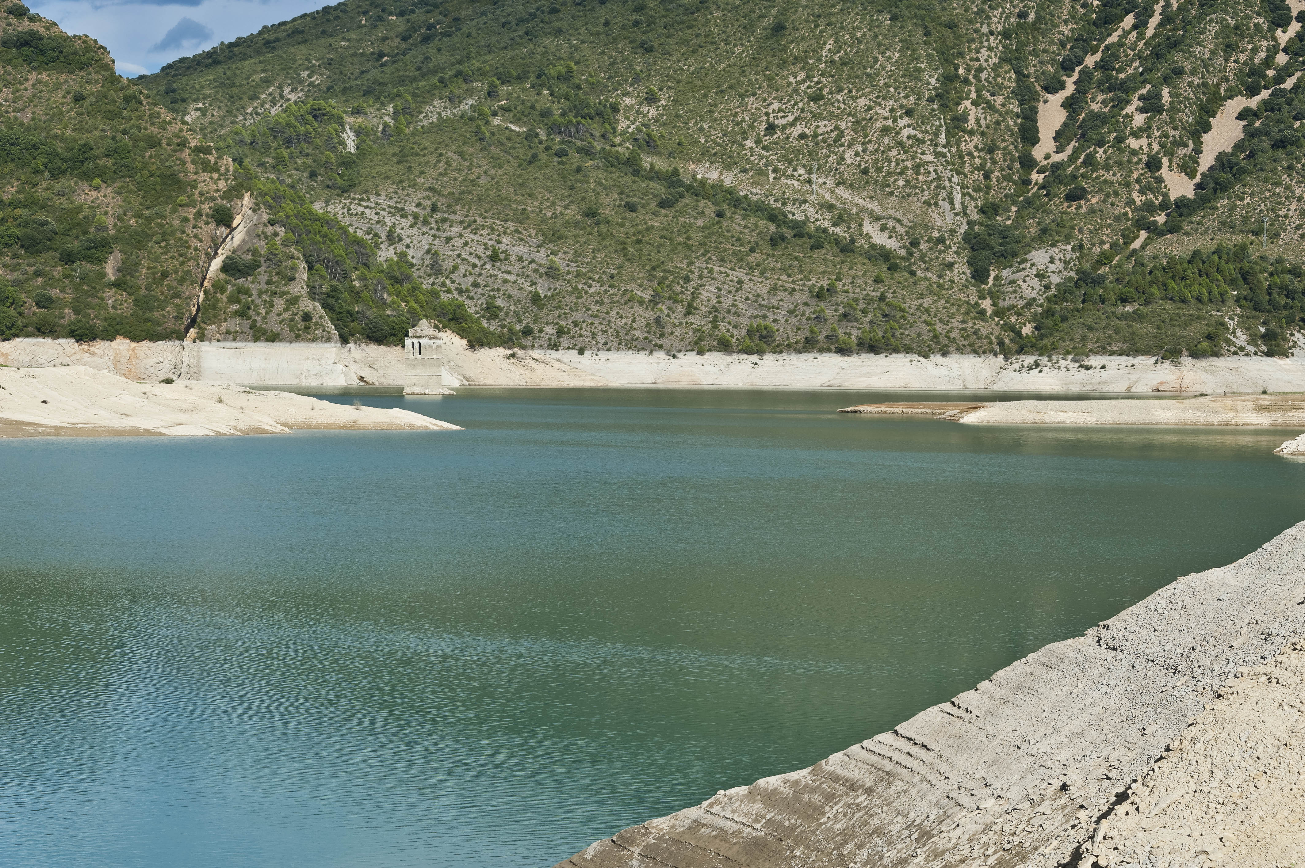 4209_retenue Lac del Grado (Aragon)