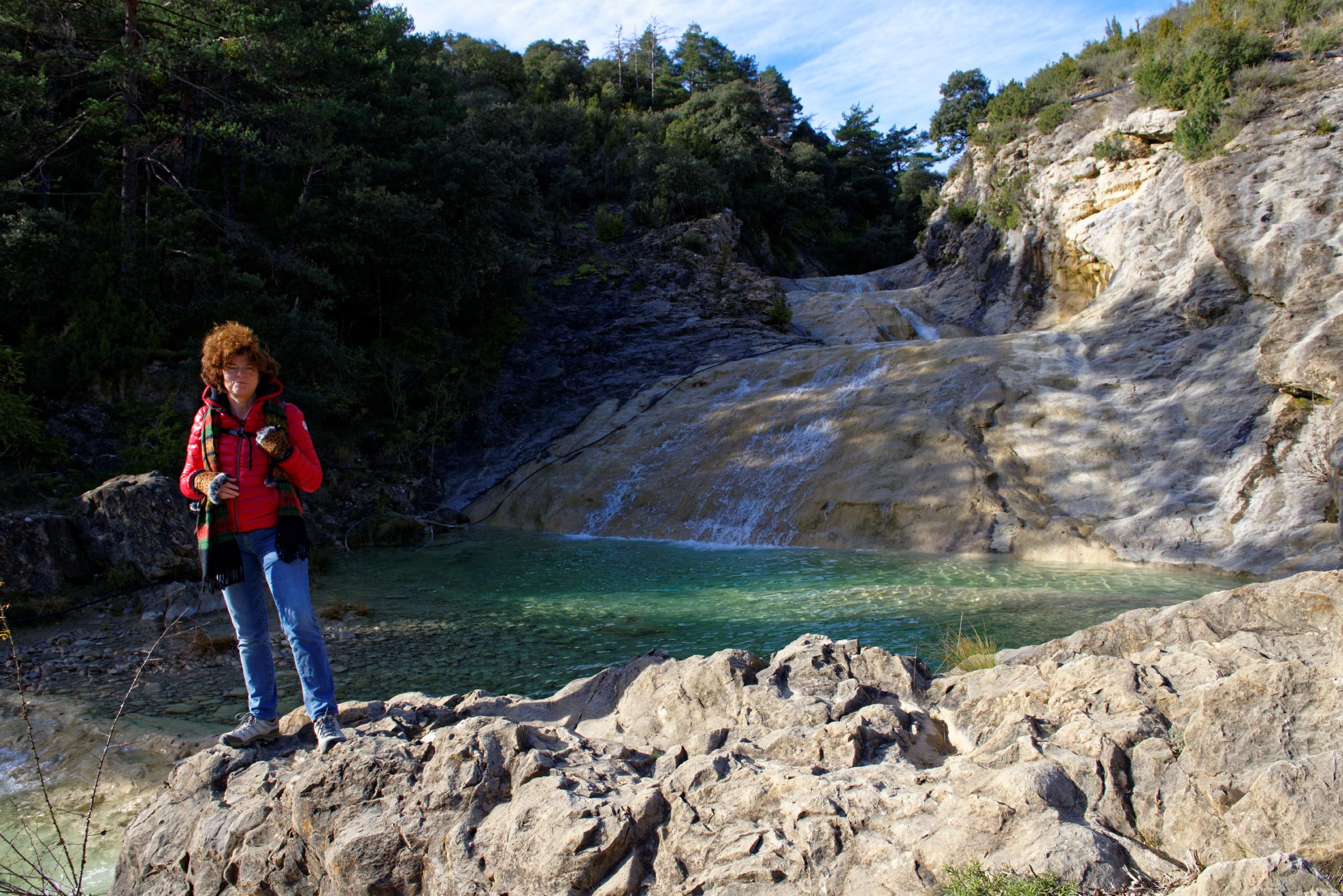 141208-Sieste - Canyon et Barranco (Sobrarbe) (12)