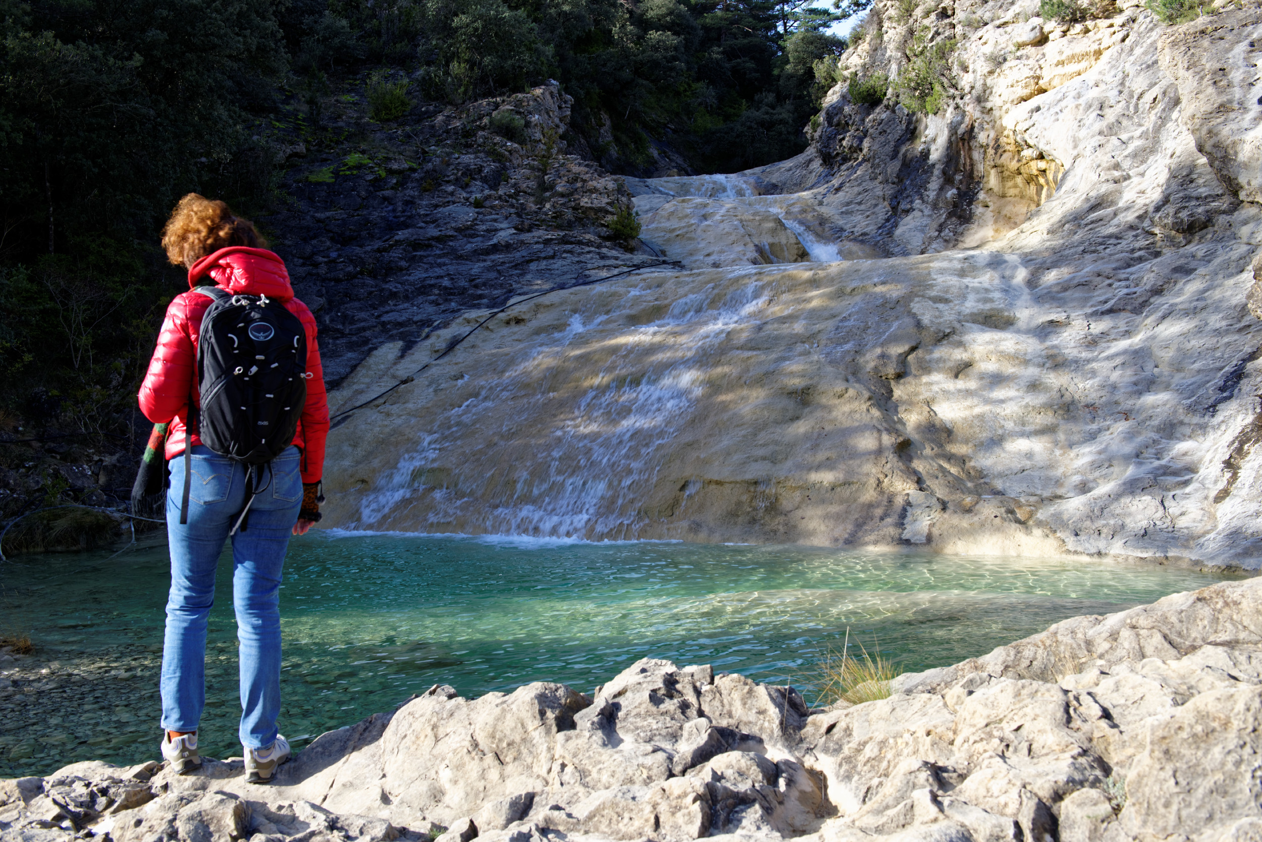 141208-Sieste - Canyon et Barranco (Sobrarbe) (13)