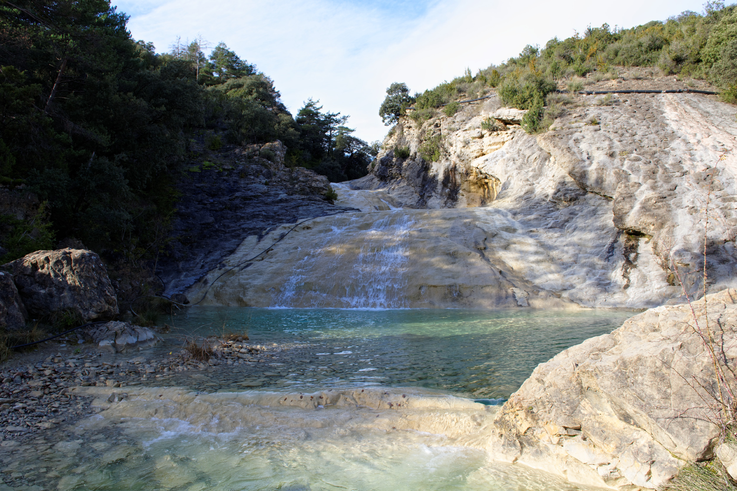 141208-Sieste - Canyon et Barranco (Sobrarbe) (18)