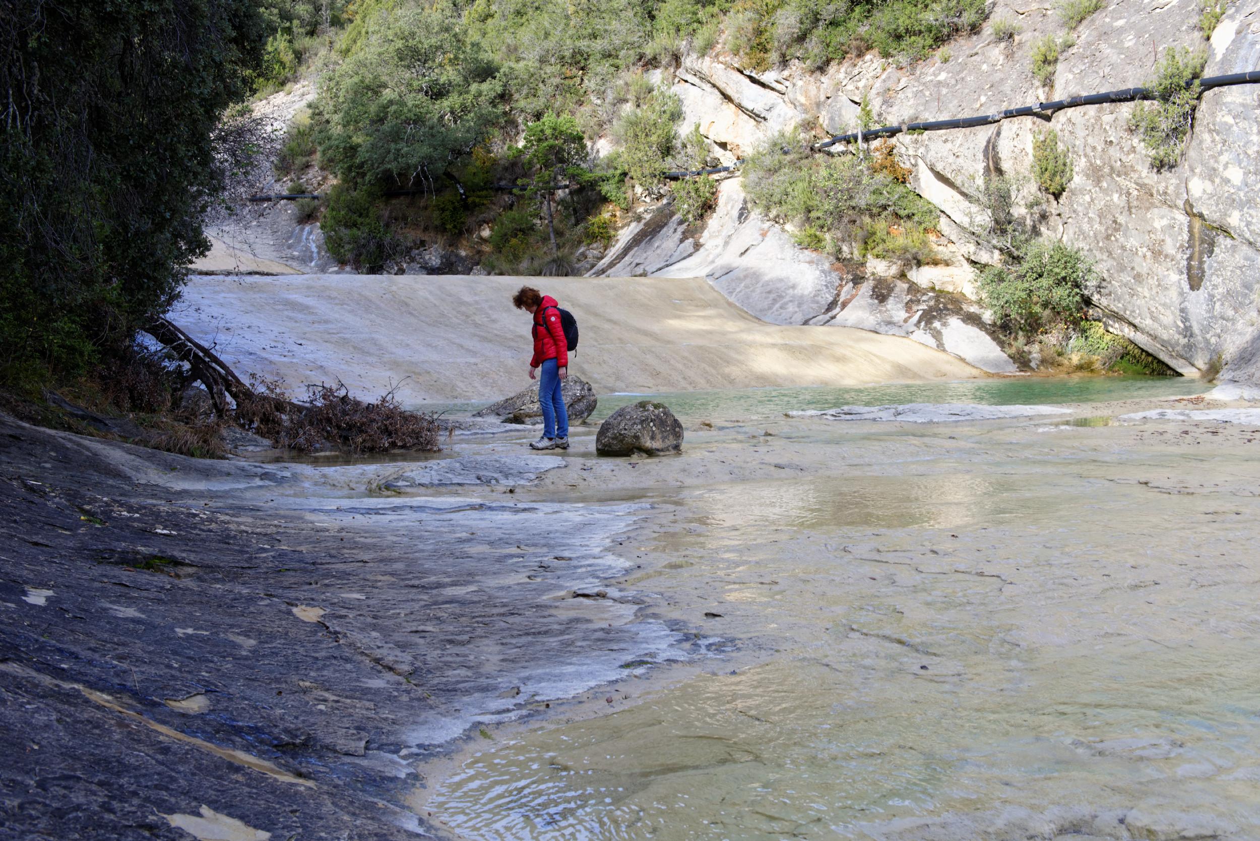 141208-Sieste - Canyon et Barranco (Sobrarbe) (23)