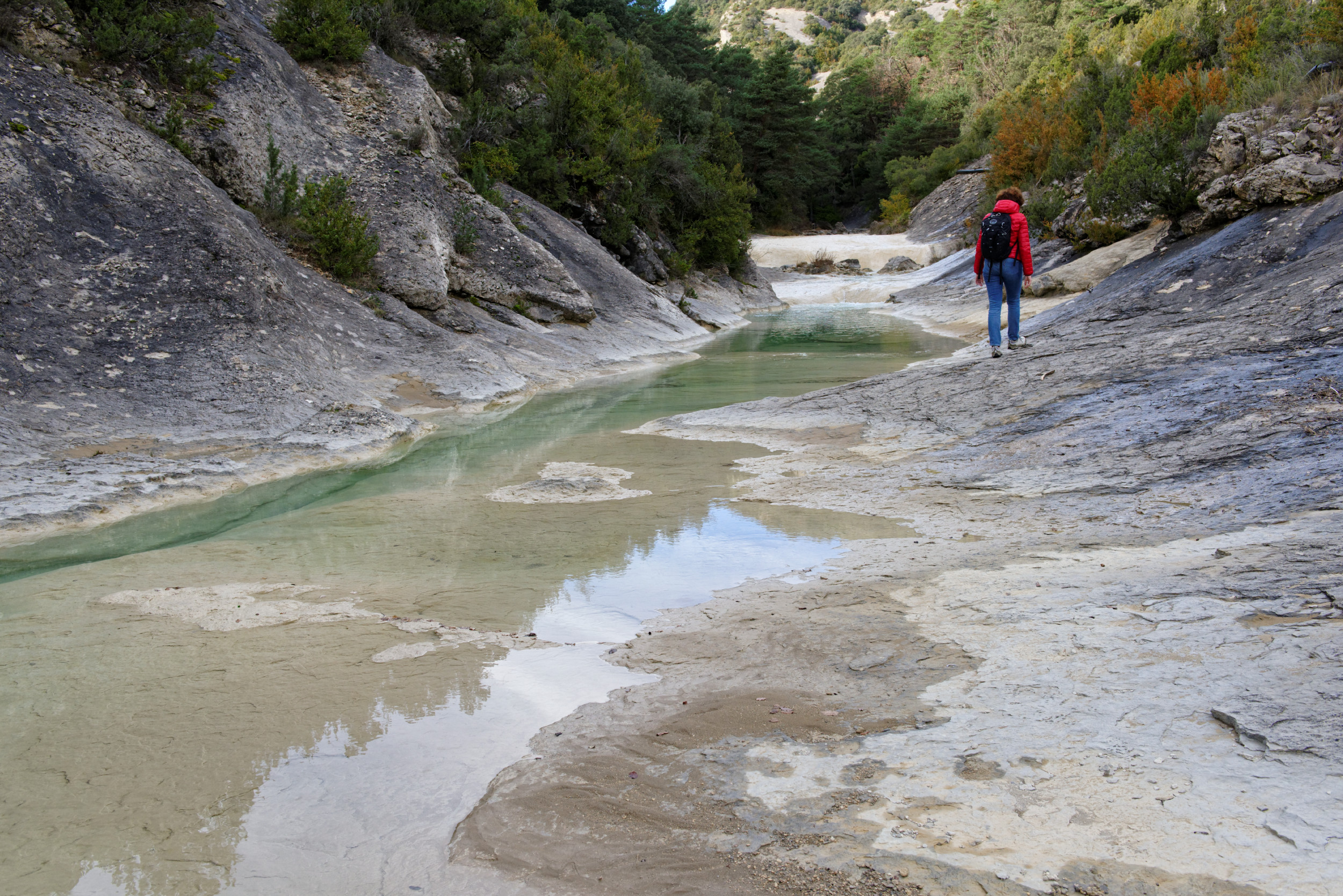141208-Sieste - Canyon et Barranco (Sobrarbe) (27)