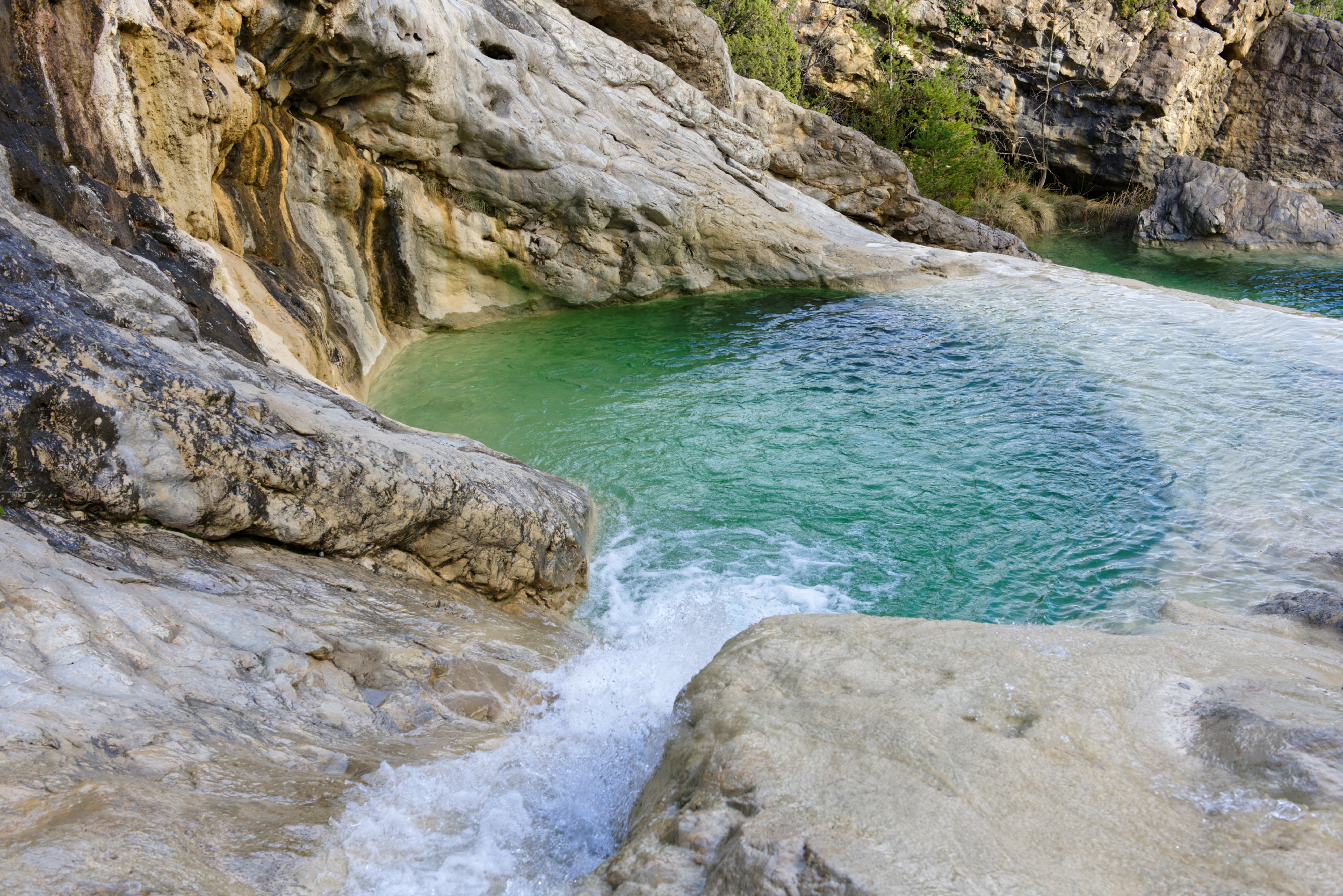 141208-Sieste - Canyon et Barranco (Sobrarbe) (39)