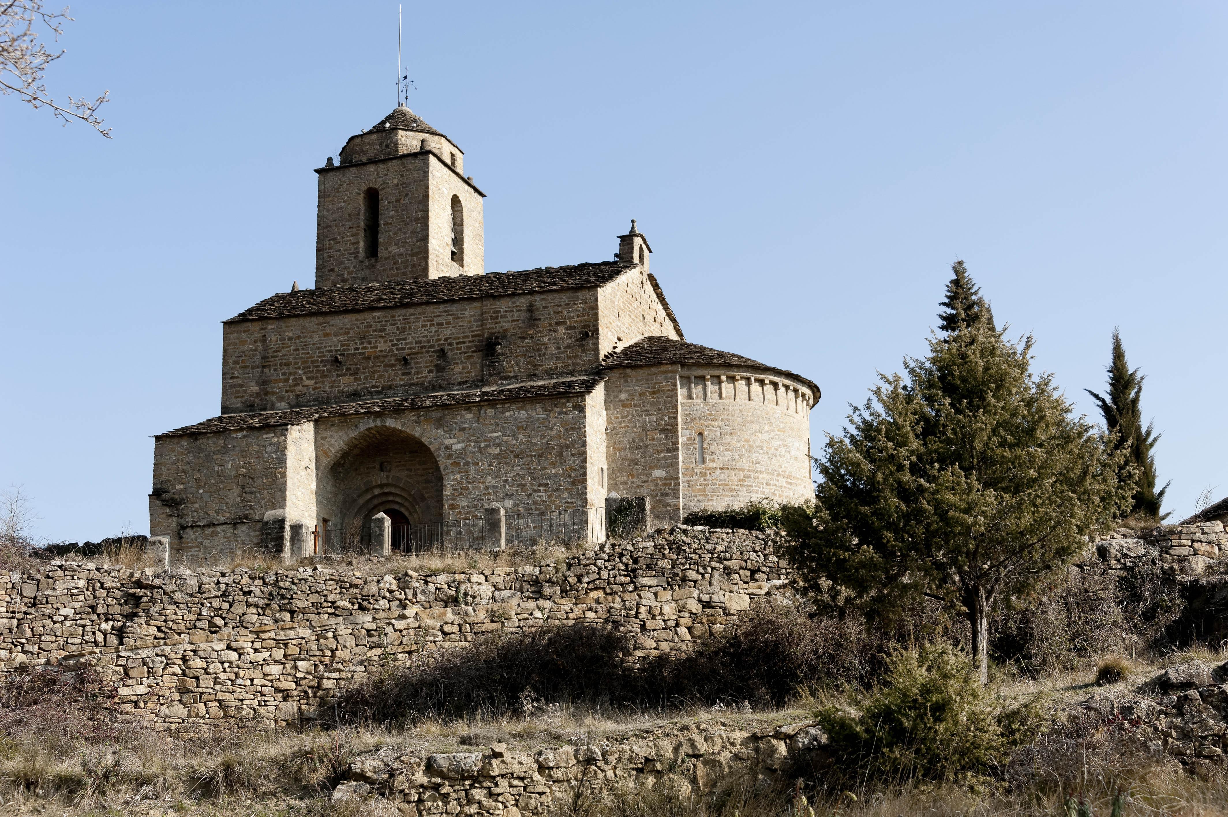 5194_San Vicente de Labuerda (Sobrarbe Aragon)