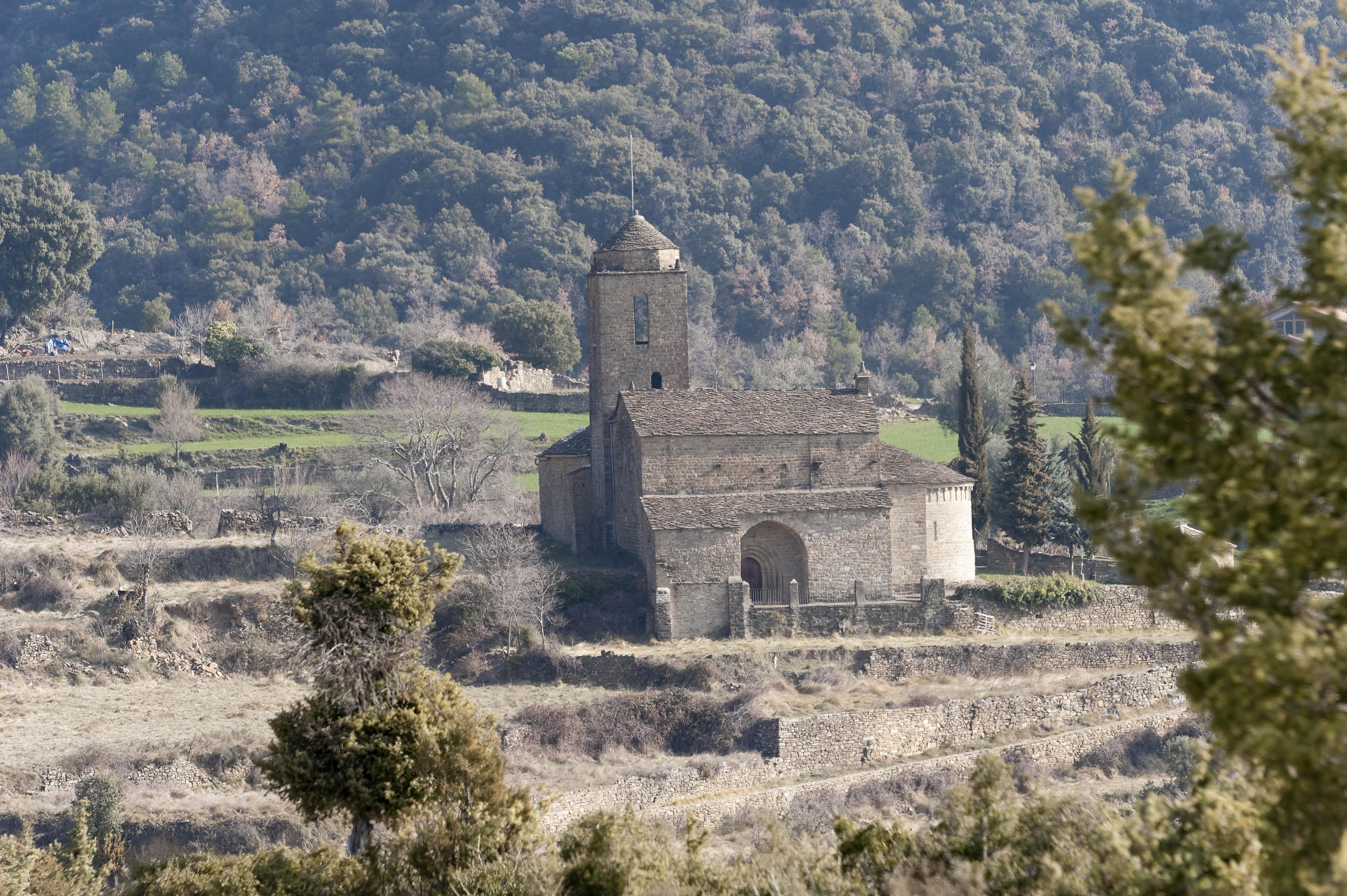 5211_San Vicente de Labuerda (Sobrarbe Aragon)