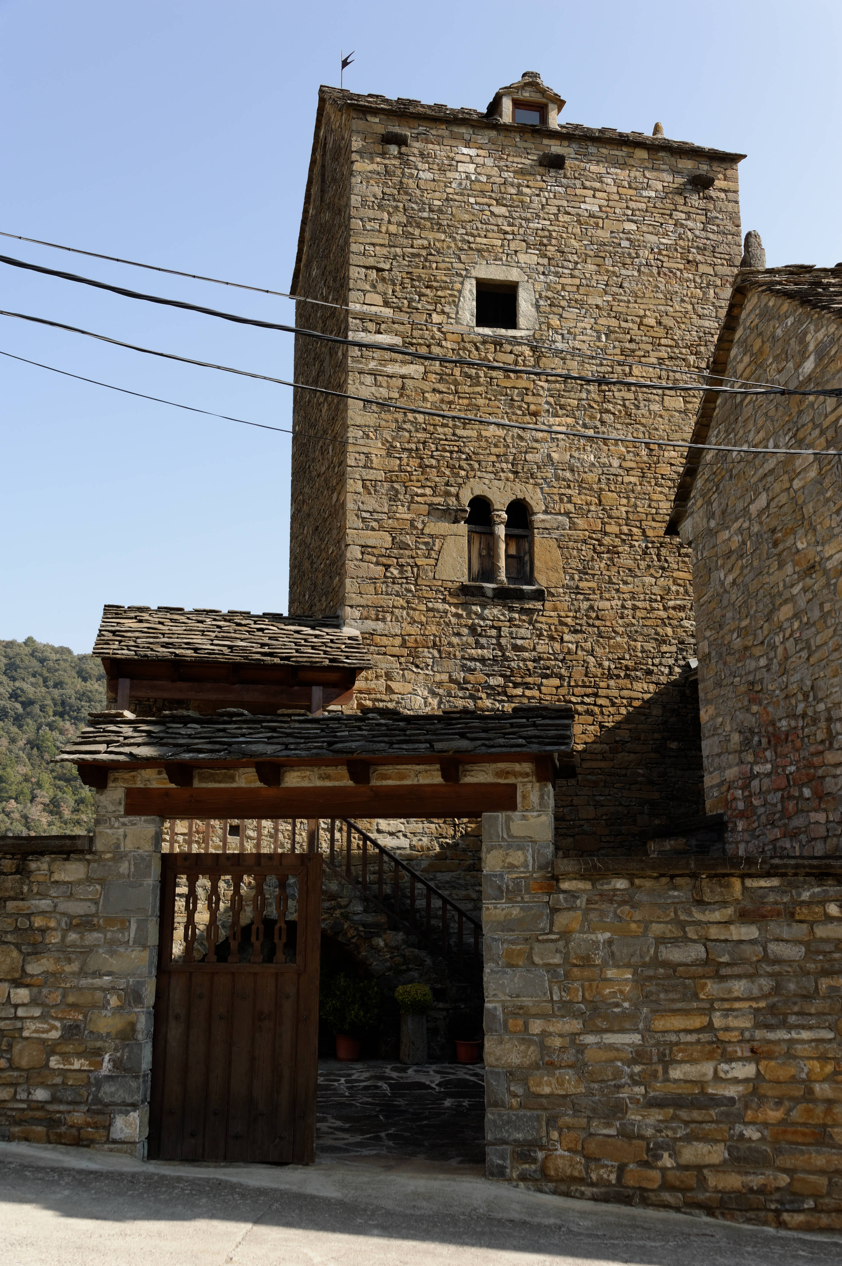5224_San Vicente de Labuerda (Sobrarbe Aragon)