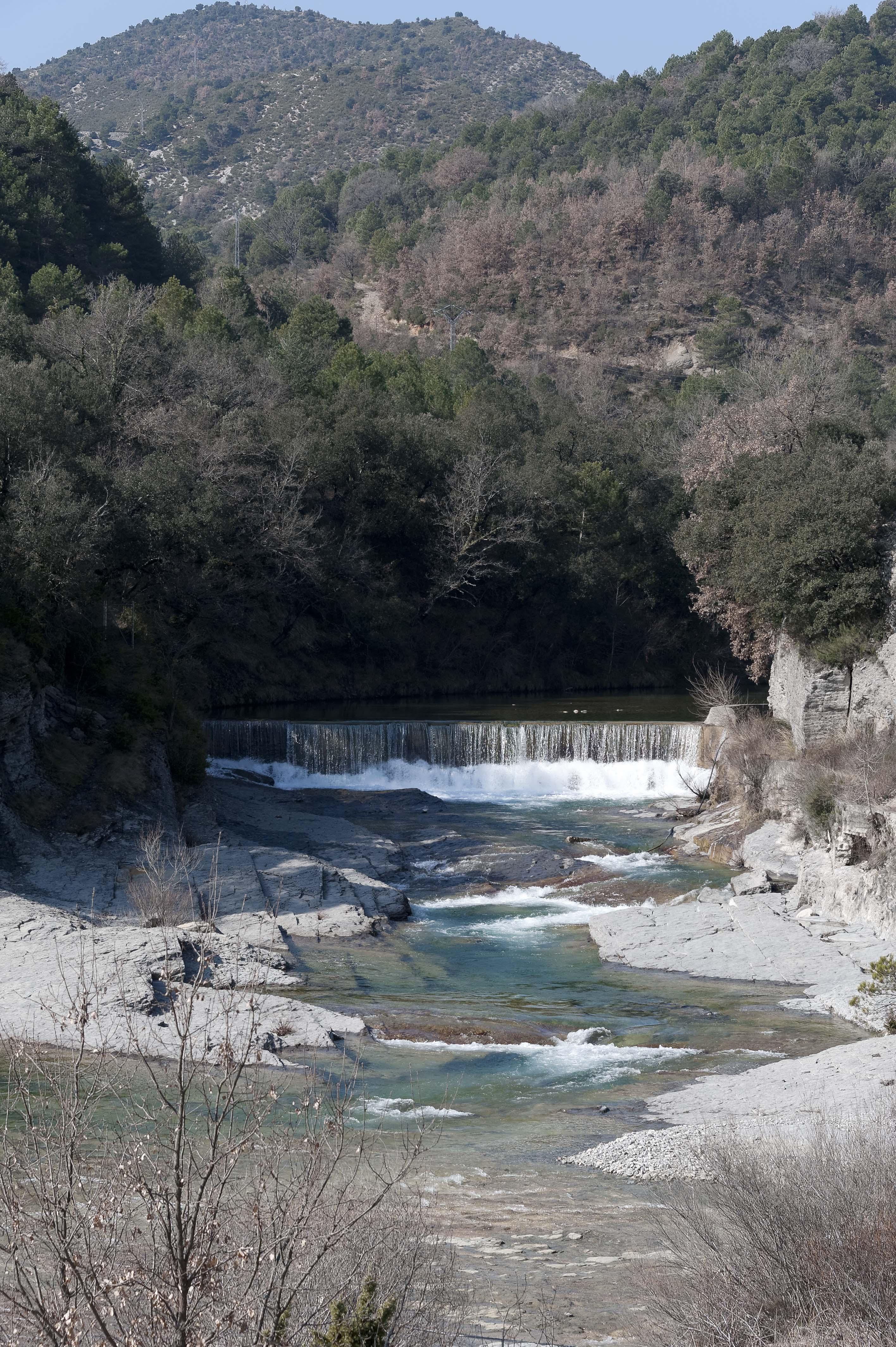 5241_Canyon de Anisclo (Sobrarbe Aragon)