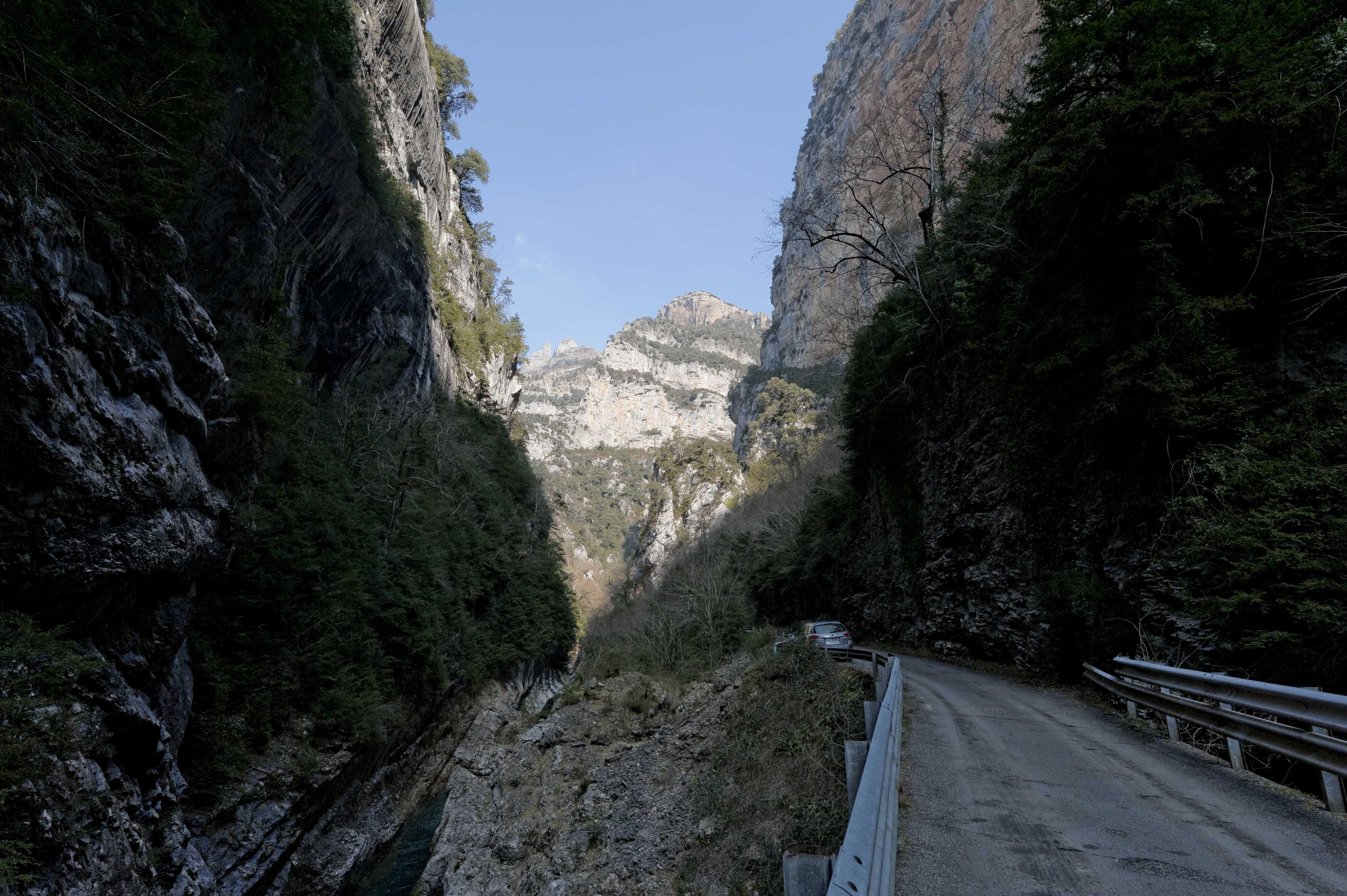 5251_Canyon de Anisclo (Sobrarbe Aragon)