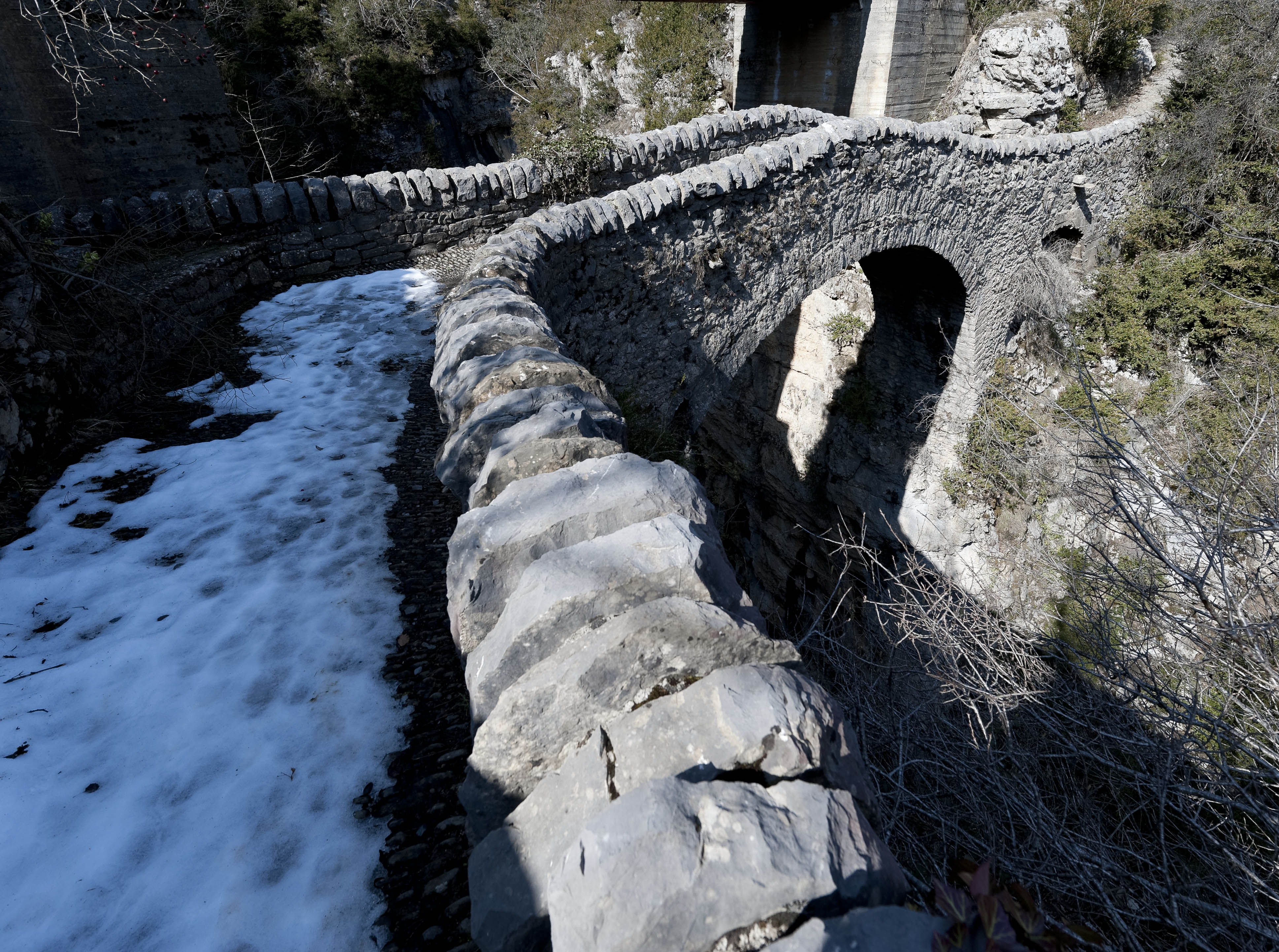 5263_Pont de San Urbez (Sobrarbe Aragon)