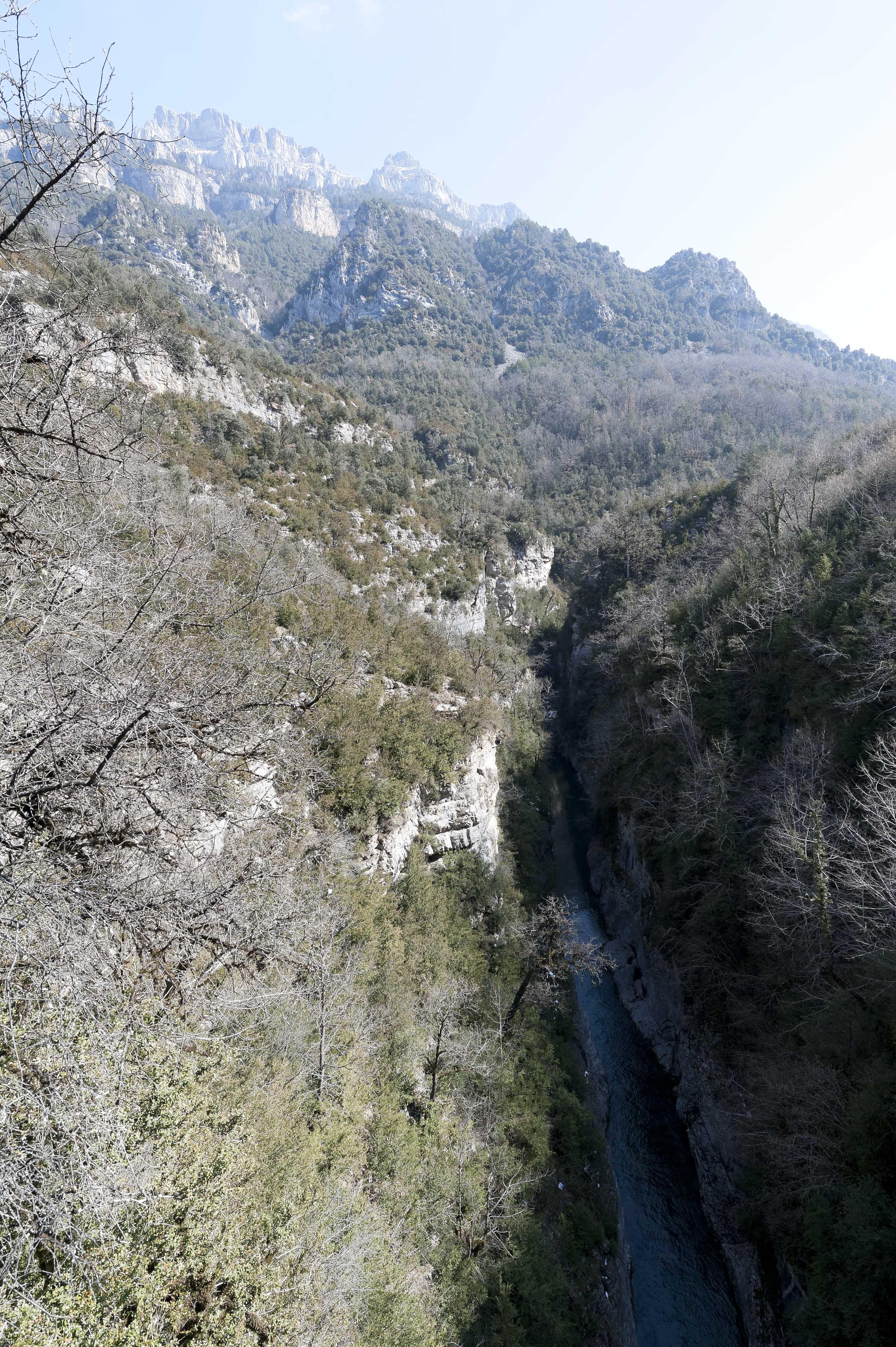 5266_Pont de San Urbez (Sobrarbe Aragon)