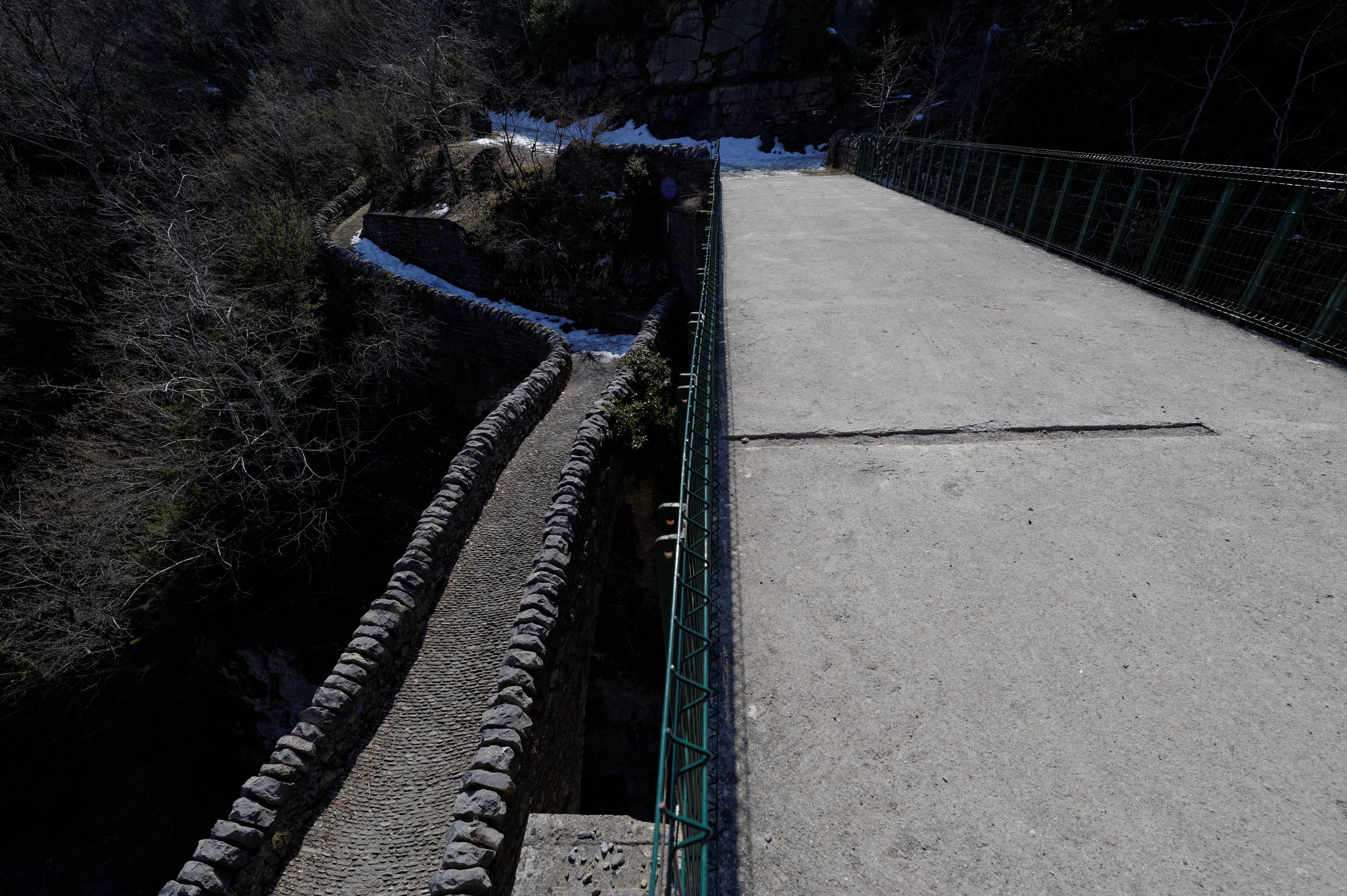 5267_Pont de San Urbez (Sobrarbe Aragon)