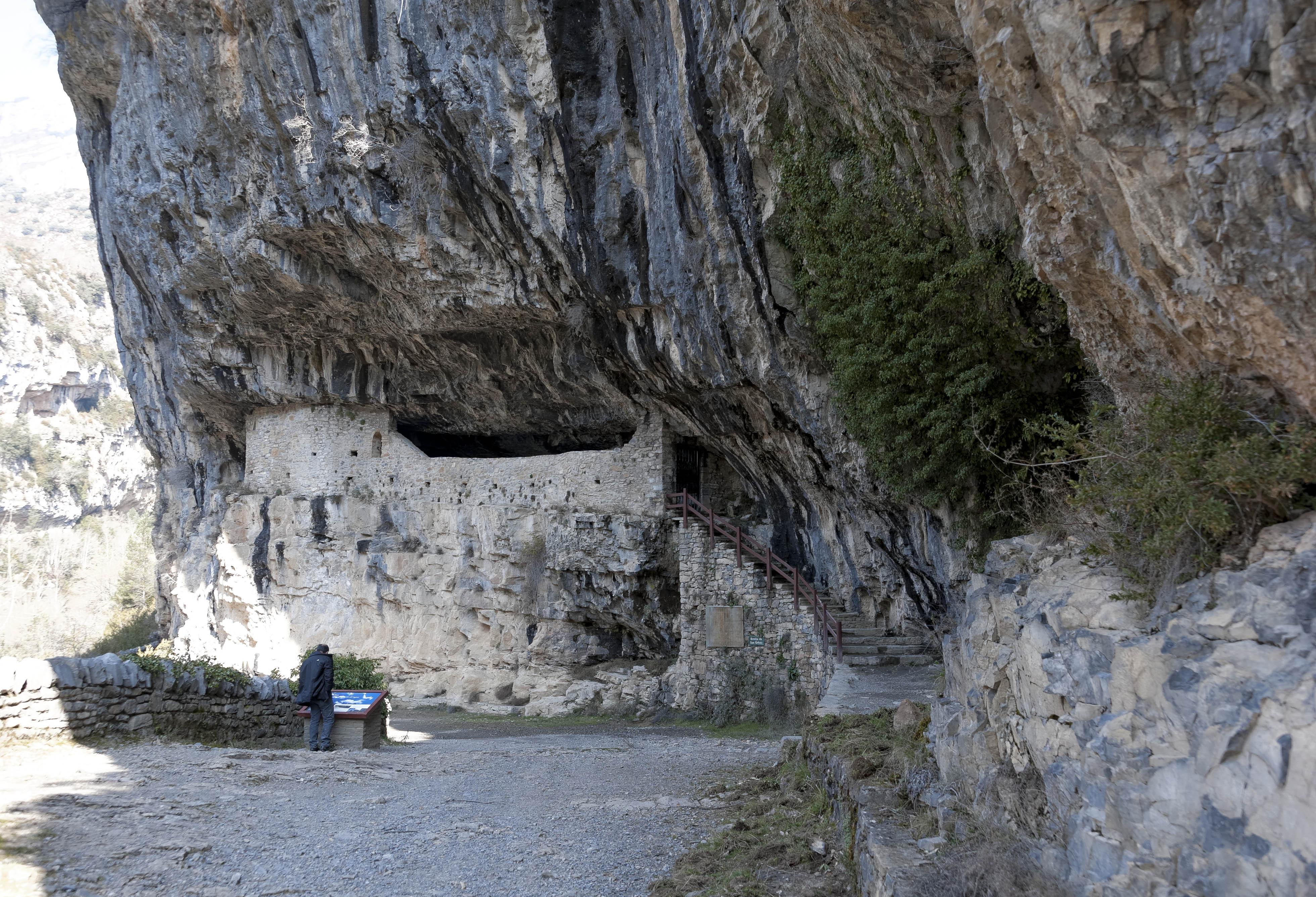 5280_Ermitage de San Urbez (Sobrarbe Aragon)