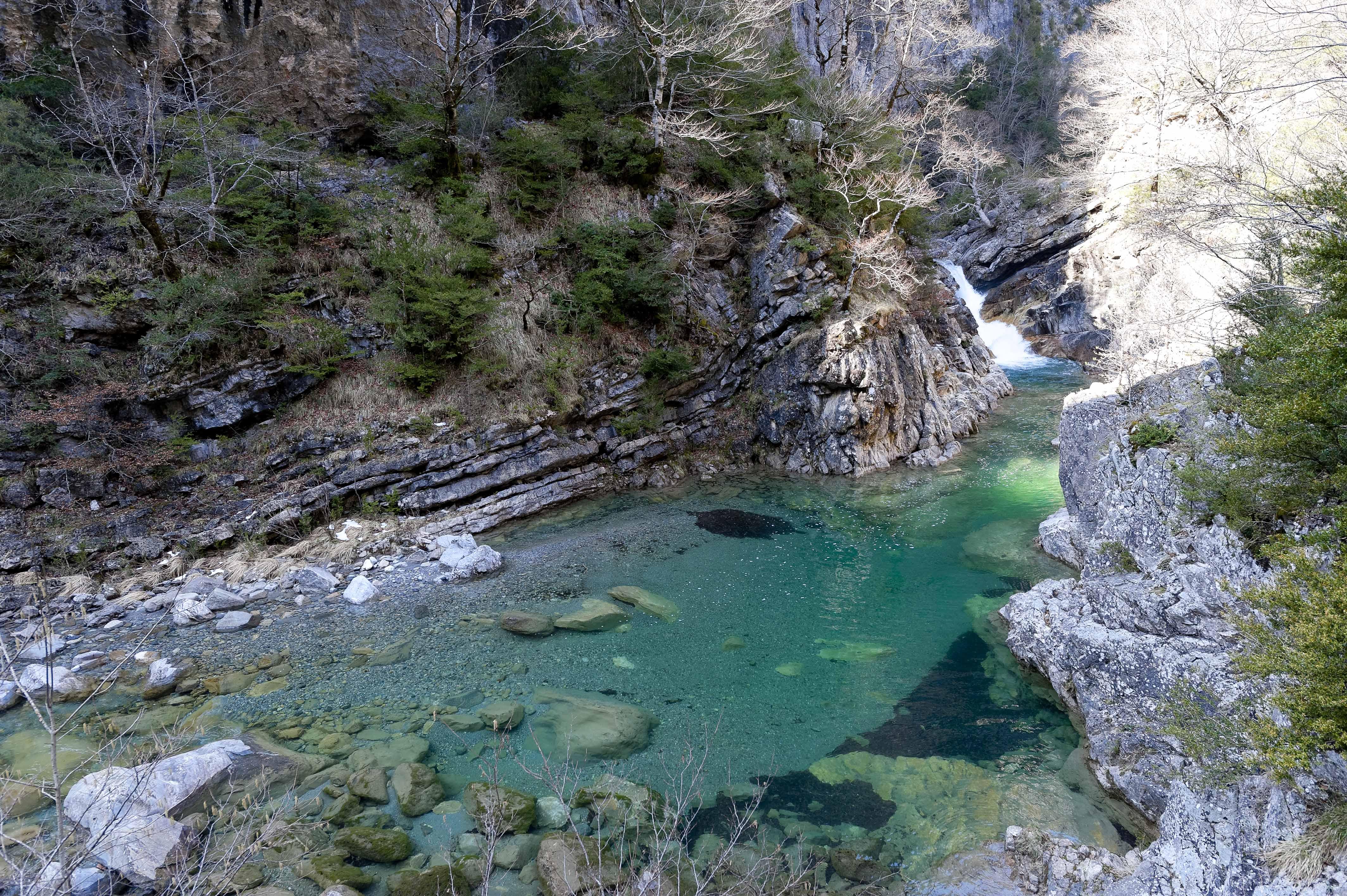 5294_Canyon de Anisclo (Sobrarbe Aragon)