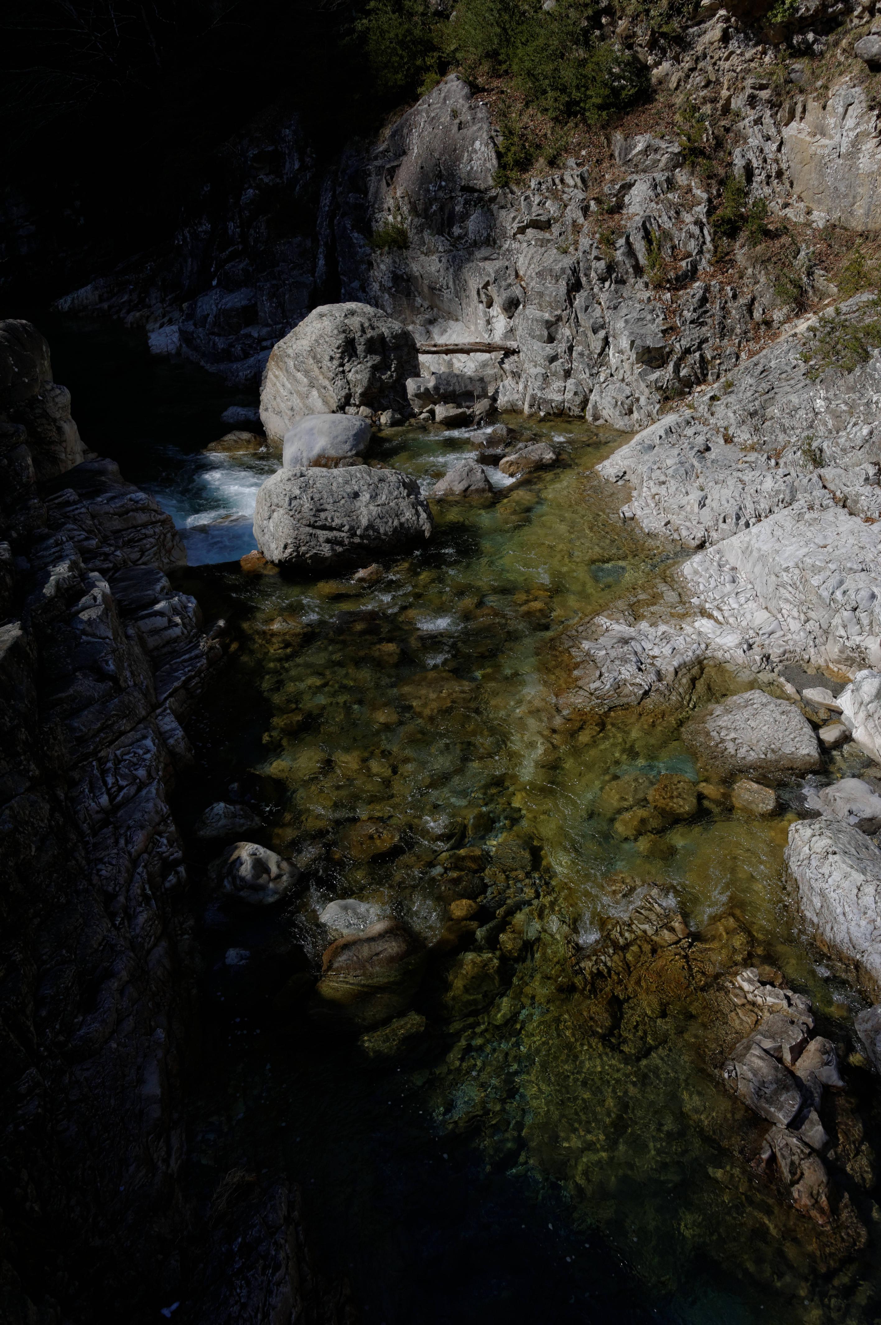 5299_Canyon de Anisclo (Sobrarbe Aragon)