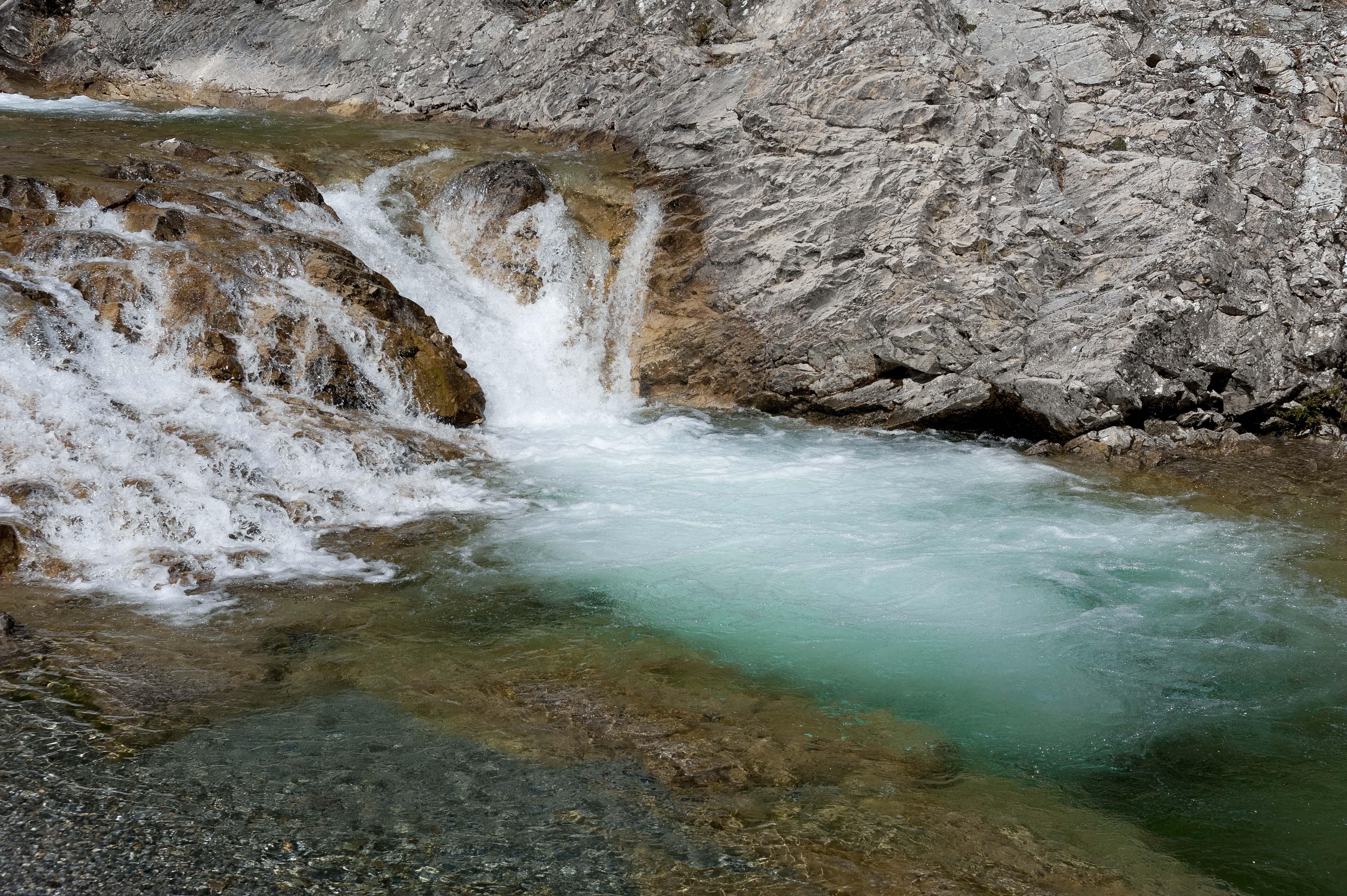 5300_Canyon de Anisclo (Sobrarbe Aragon)