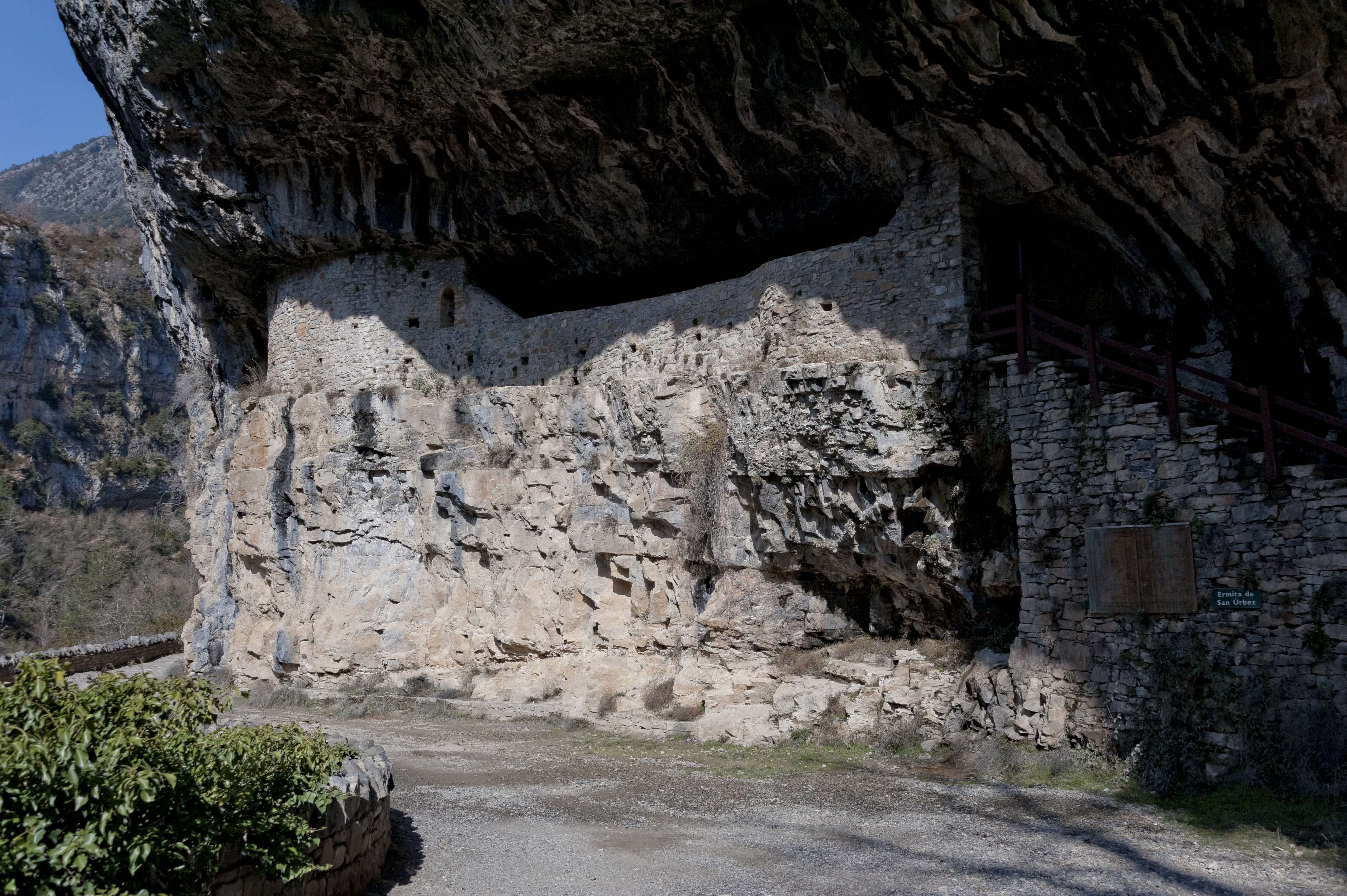 5308_Ermitage de San Urbez (Sobrarbe Aragon)
