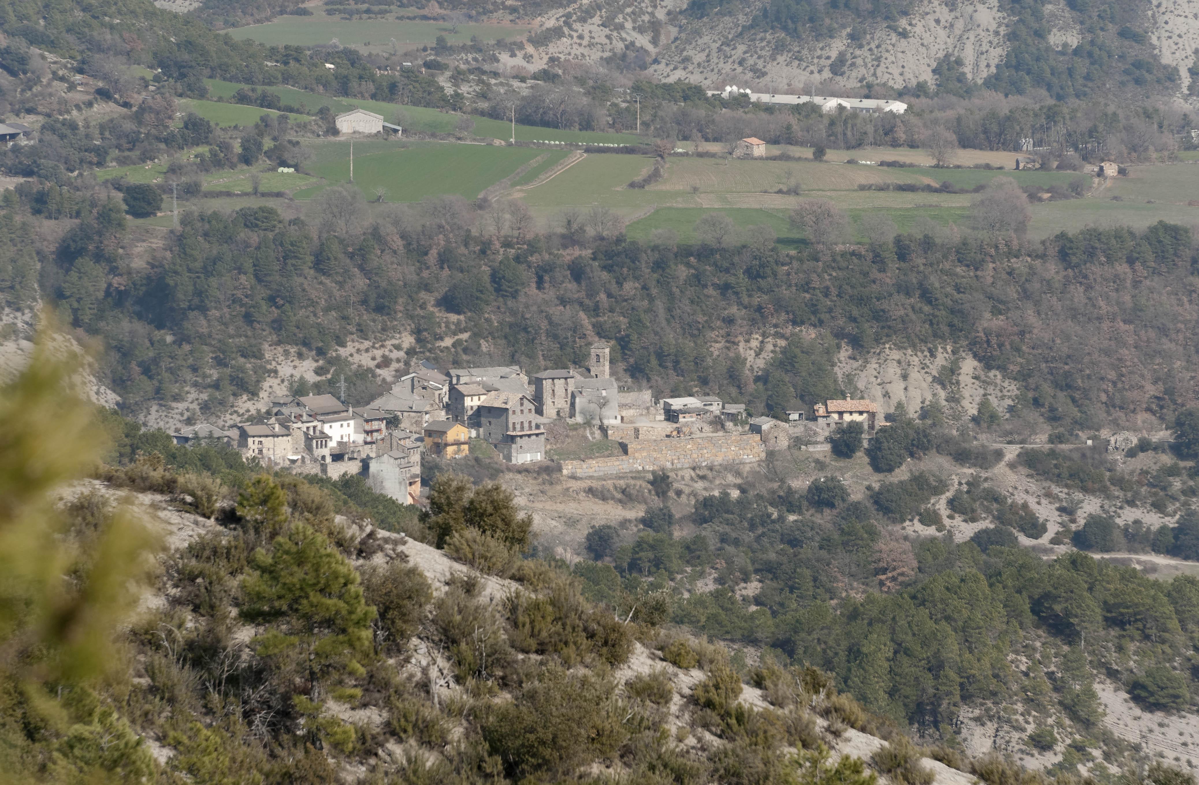 5341_Escalona (Sobrarbe Aragon)