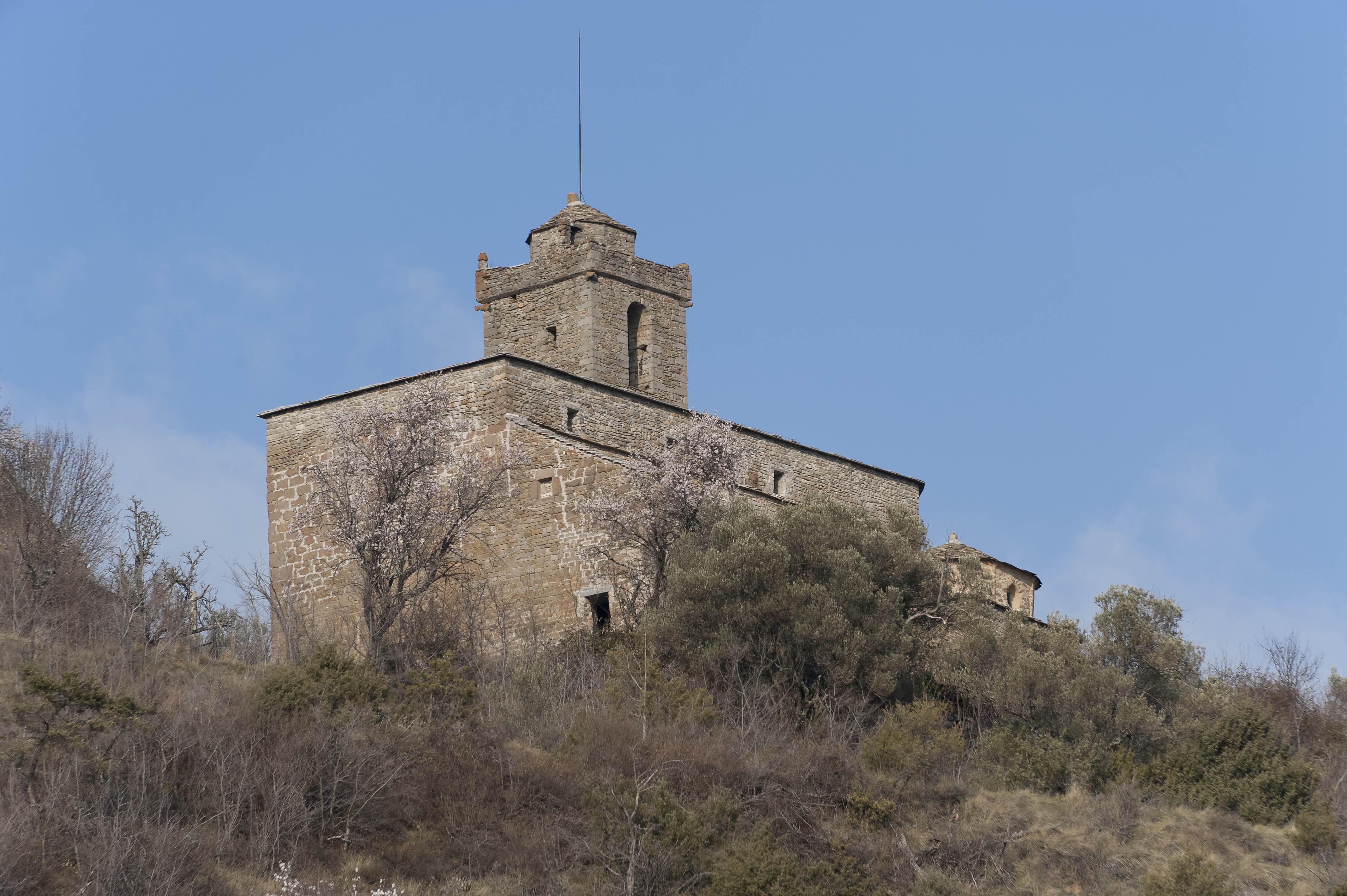 5385_Santa Maria de Buil (Sobrarbe Aragon)