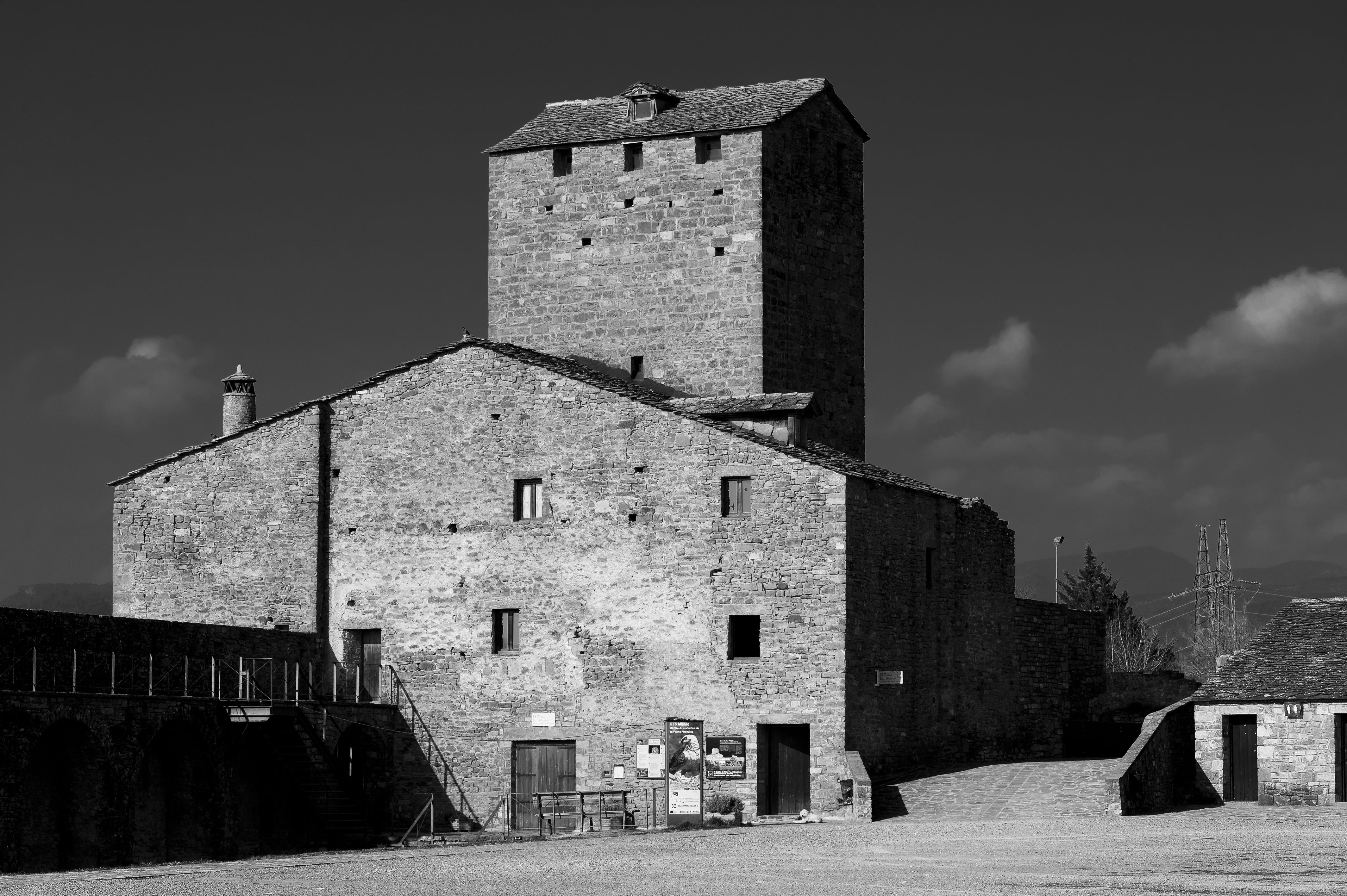 5419NB_Ainsa (Sobrarbe Aragon)