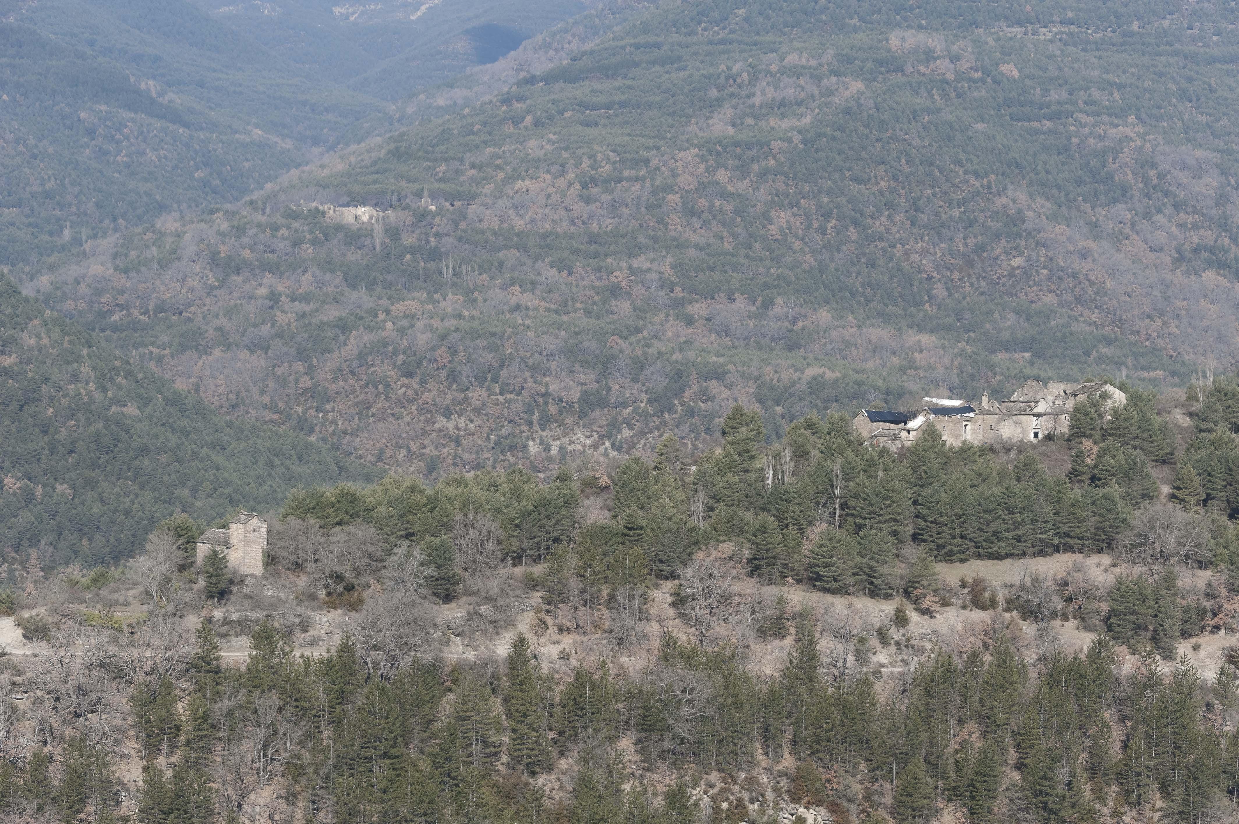 5437_vers San Felices de Ara (Sobrarbe Aragon)