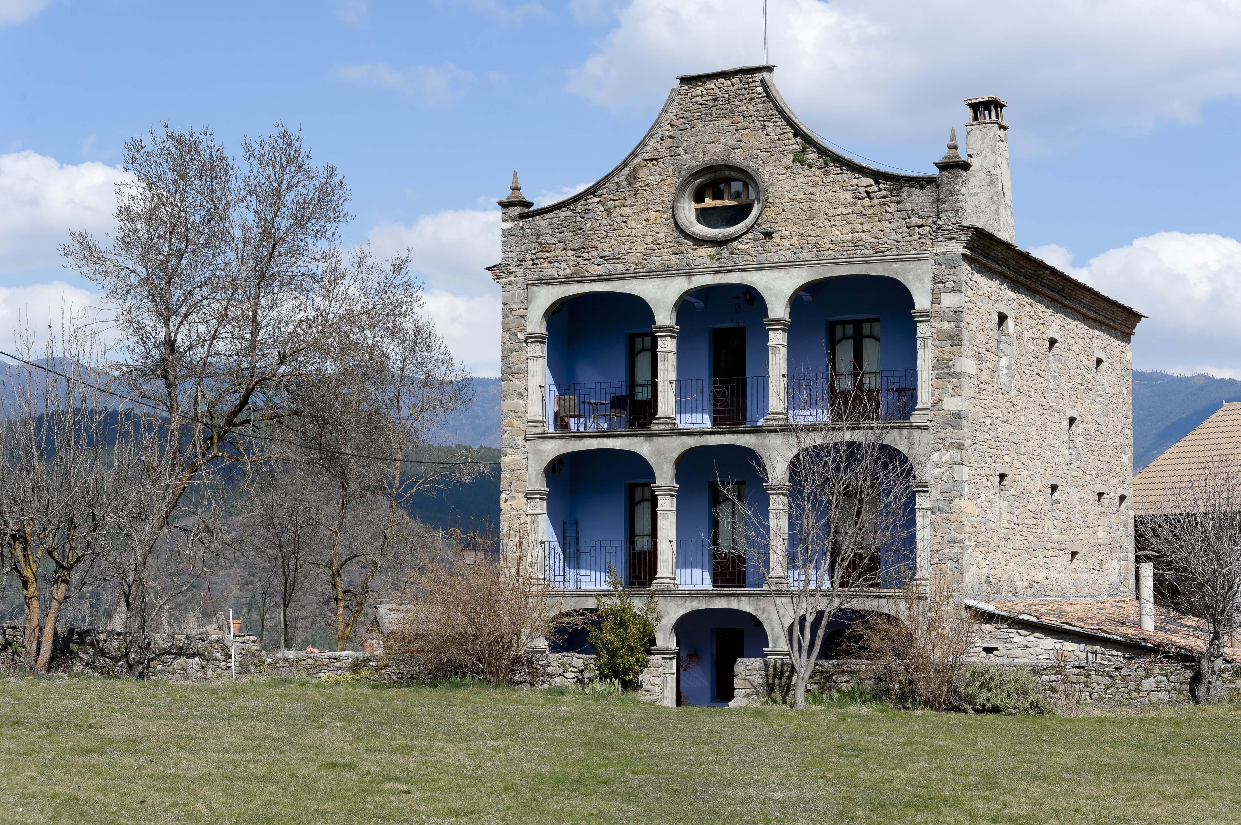 5491_Ermita de San Urbez Fiscal (Sobrarbe Aragon)