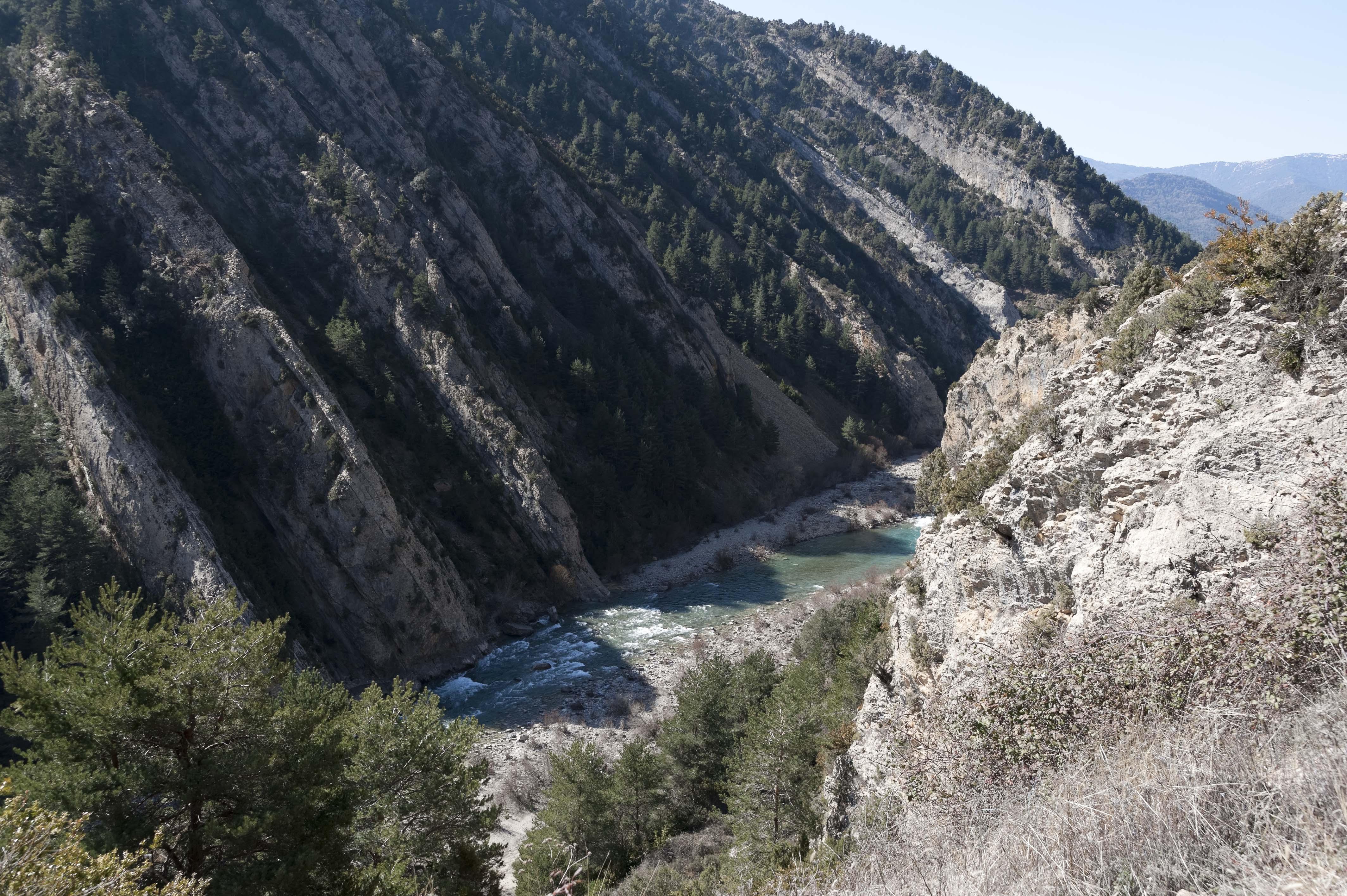 5716_Gorges de Janovas (Sobrarbe Aragon)