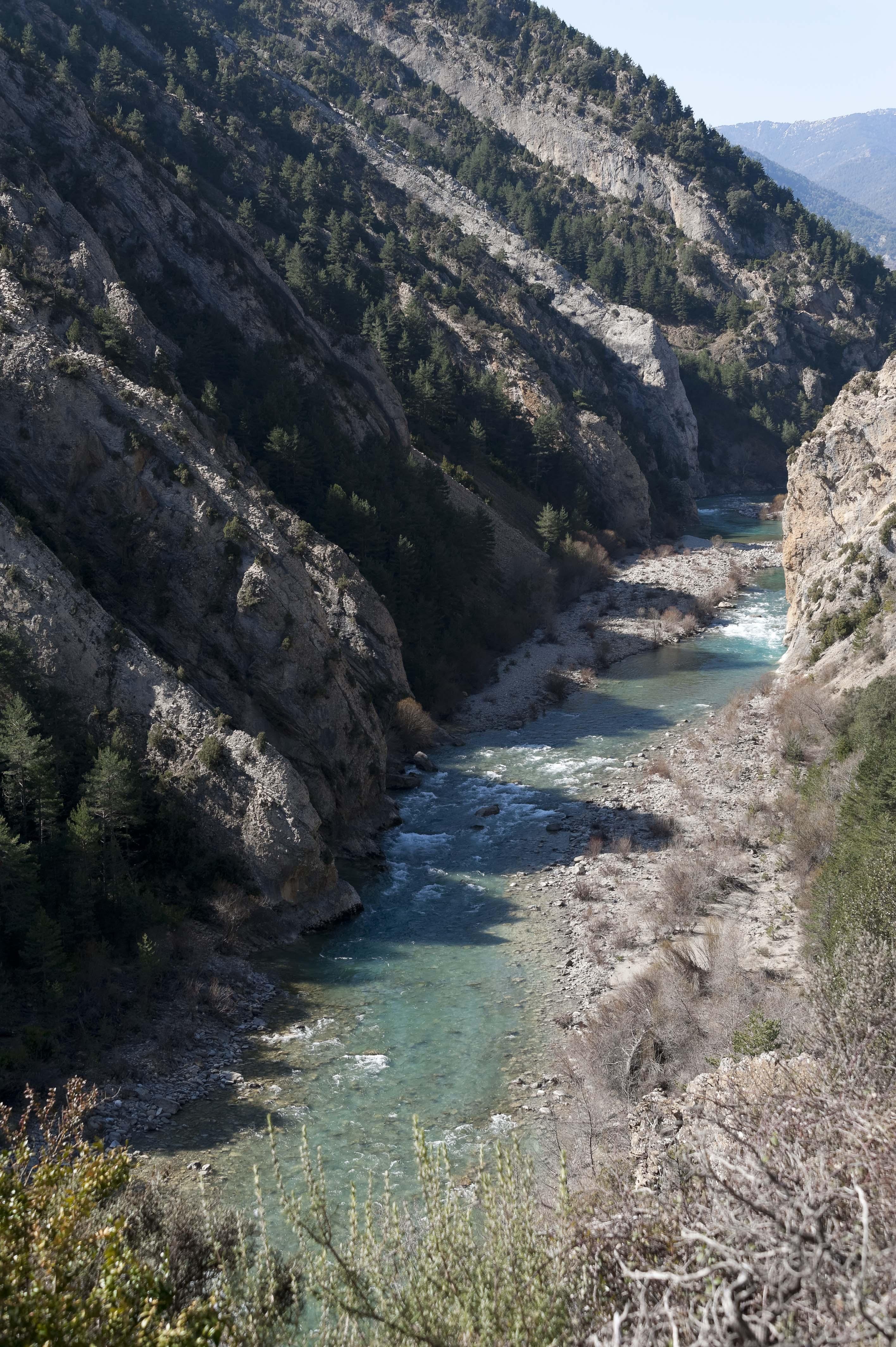 5719_Gorges de Janovas (Sobrarbe Aragon)