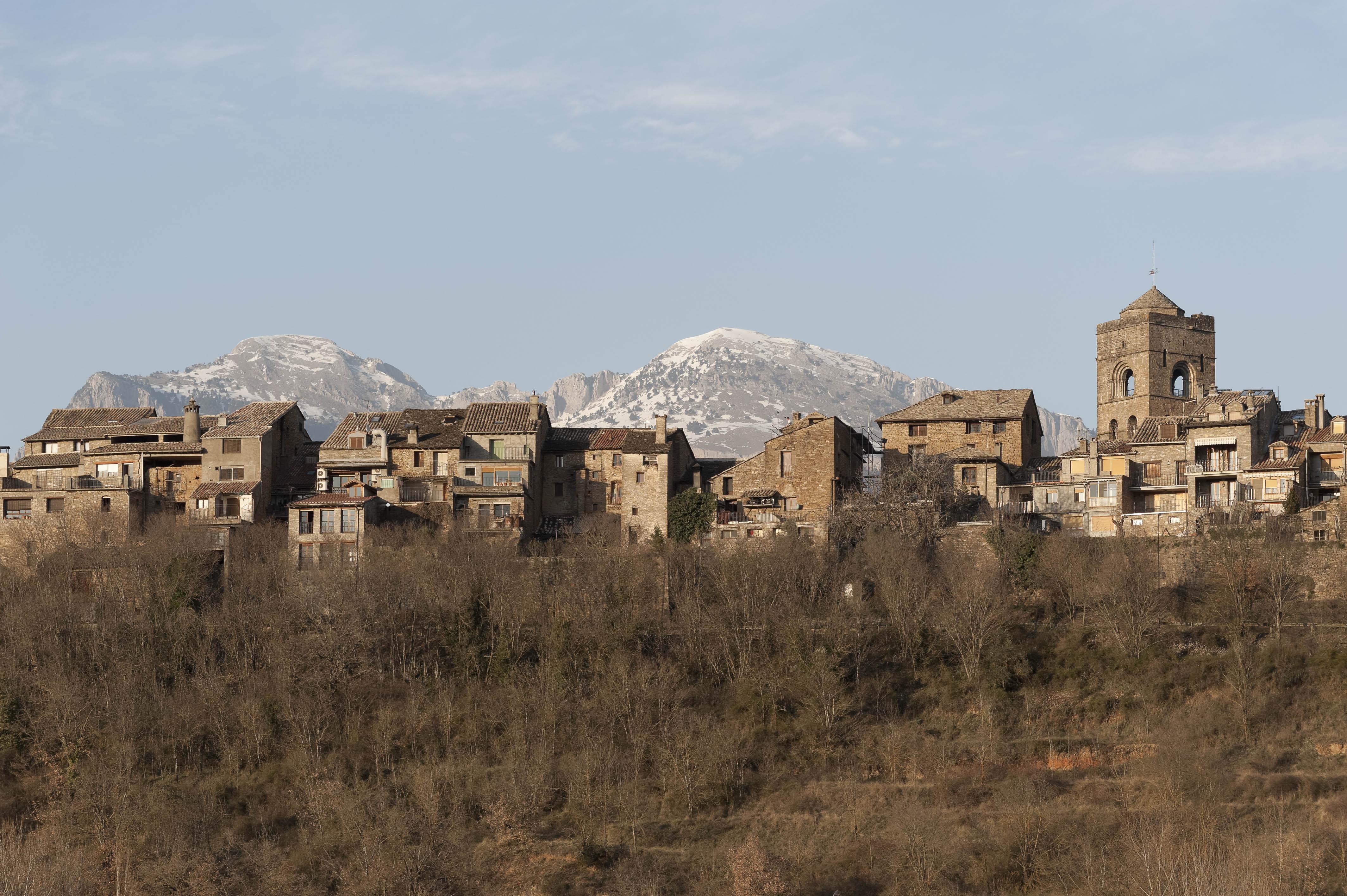 5837_en bas d'Ainsa (Sobrarbe Aragon)