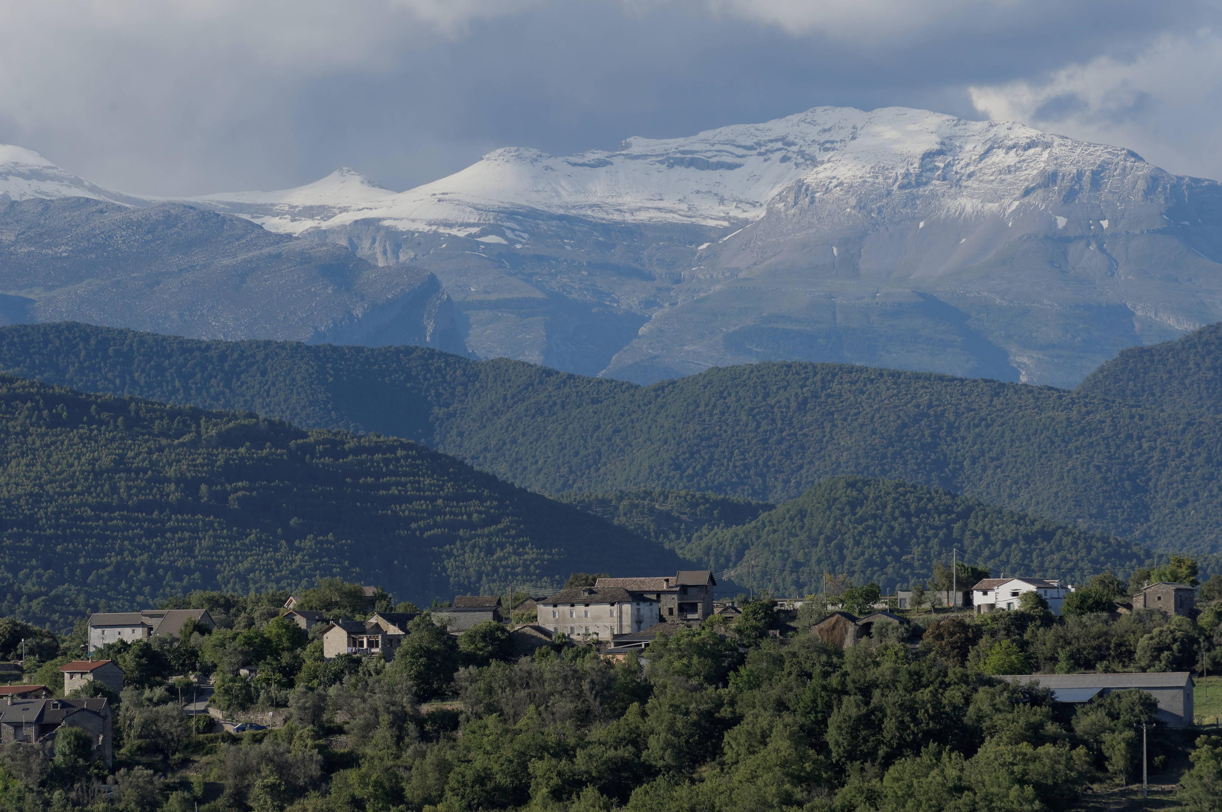 6679_vue de La Torrecilla (Sobrarbe)